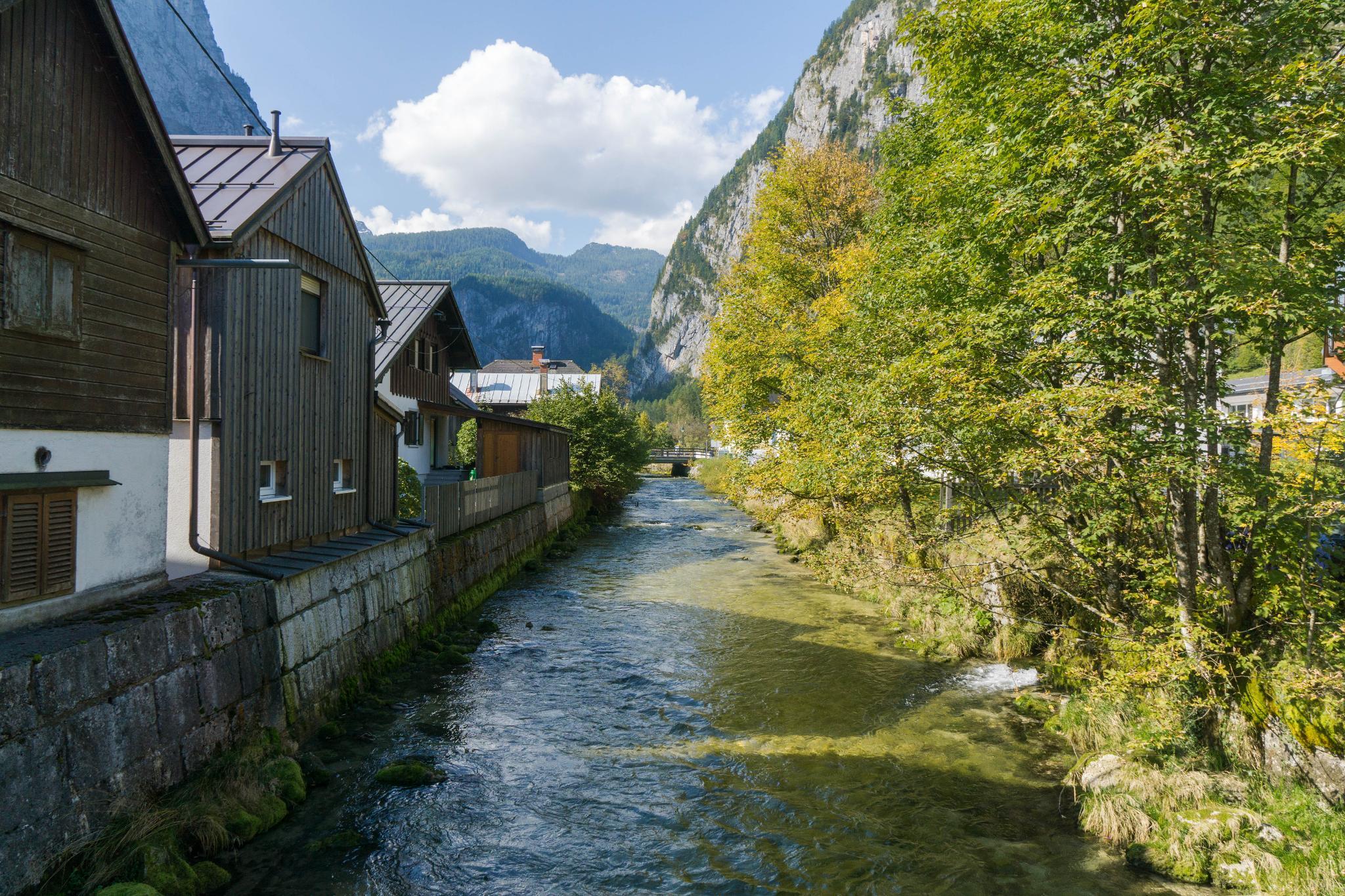 【奧地利】童話仙境 Hallstatt 哈修塔特 — 追逐世界遺產小鎮的夢幻黃金日出 30