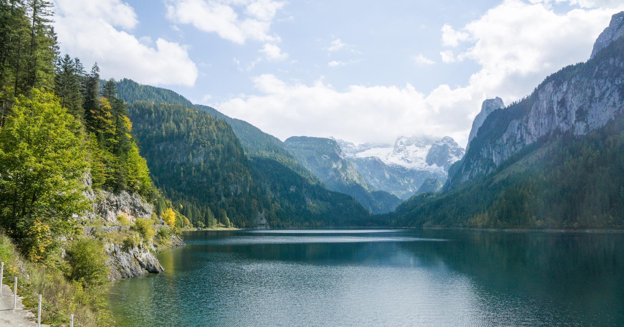 【奧地利】遠離塵囂!哈修塔特周邊的絕美湖泊 — 高薩湖 Gosausee 湖濱散記 10