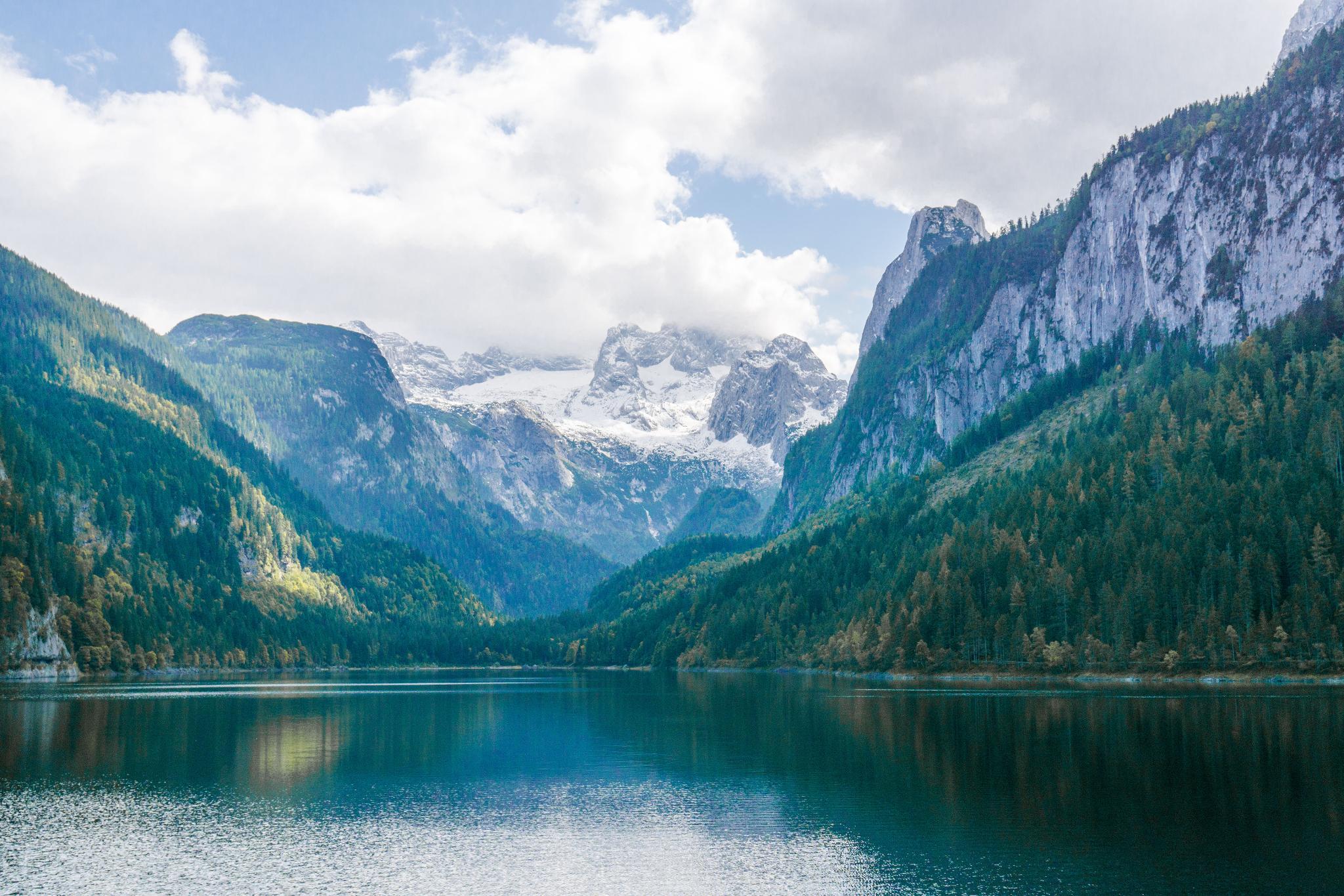 【奧地利】遠離塵囂!哈修塔特周邊的絕美湖泊 — 高薩湖 Gosausee 湖濱散記 1