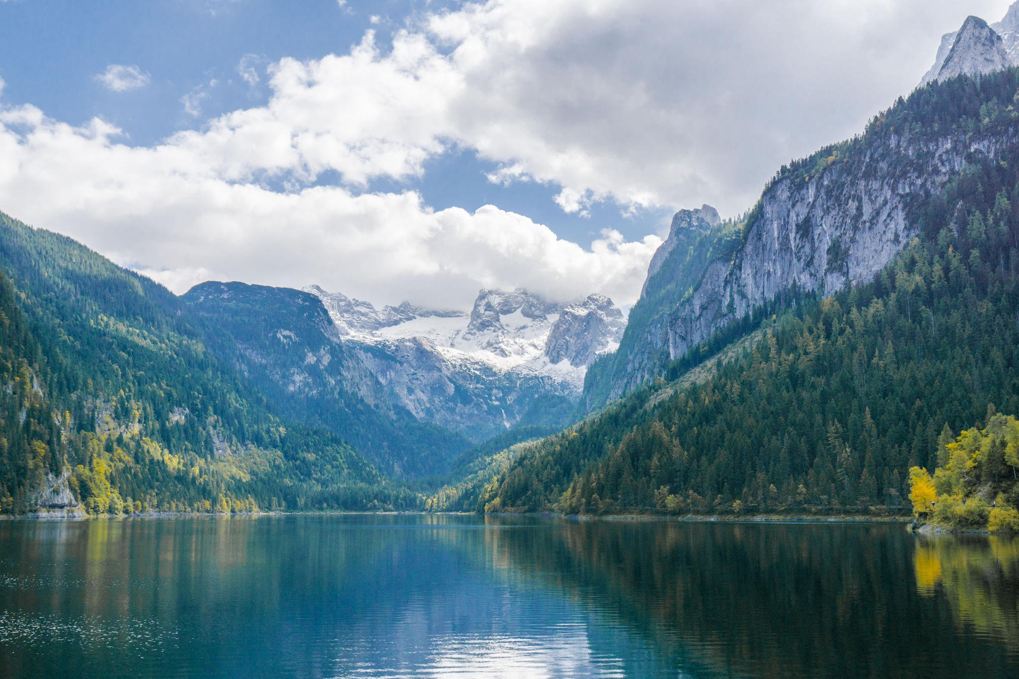 【奧地利】遠離塵囂!哈修塔特周邊的絕美湖泊 — 高薩湖 Gosausee 湖濱散記 12