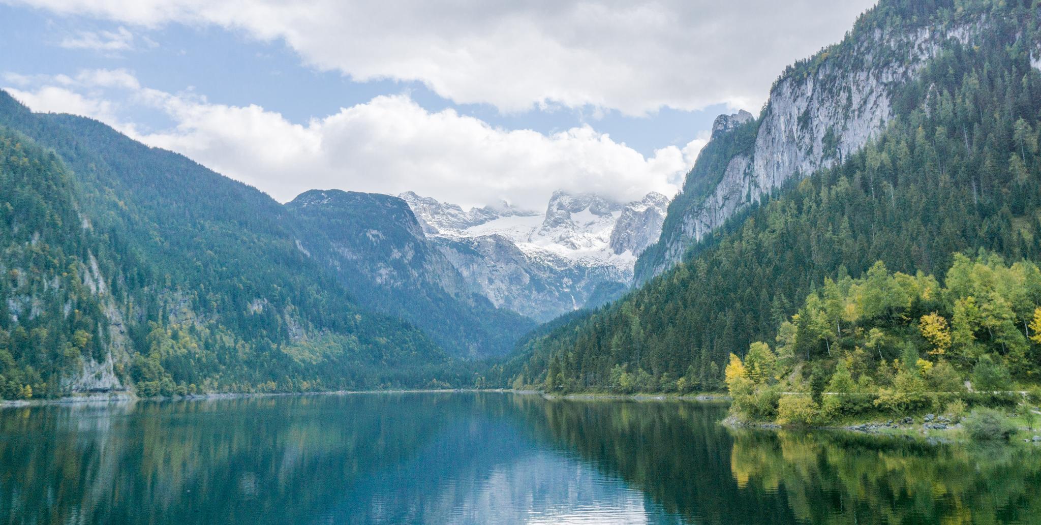 【奧地利】遠離塵囂!哈修塔特周邊的絕美湖泊 — 高薩湖 Gosausee 湖濱散記 25