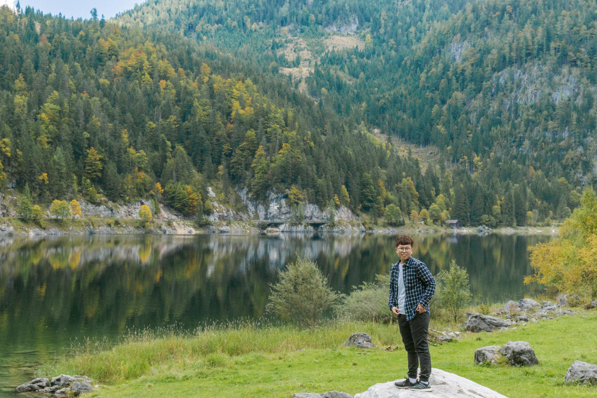 【奧地利】遠離塵囂!哈修塔特周邊的絕美湖泊 — 高薩湖 Gosausee 湖濱散記