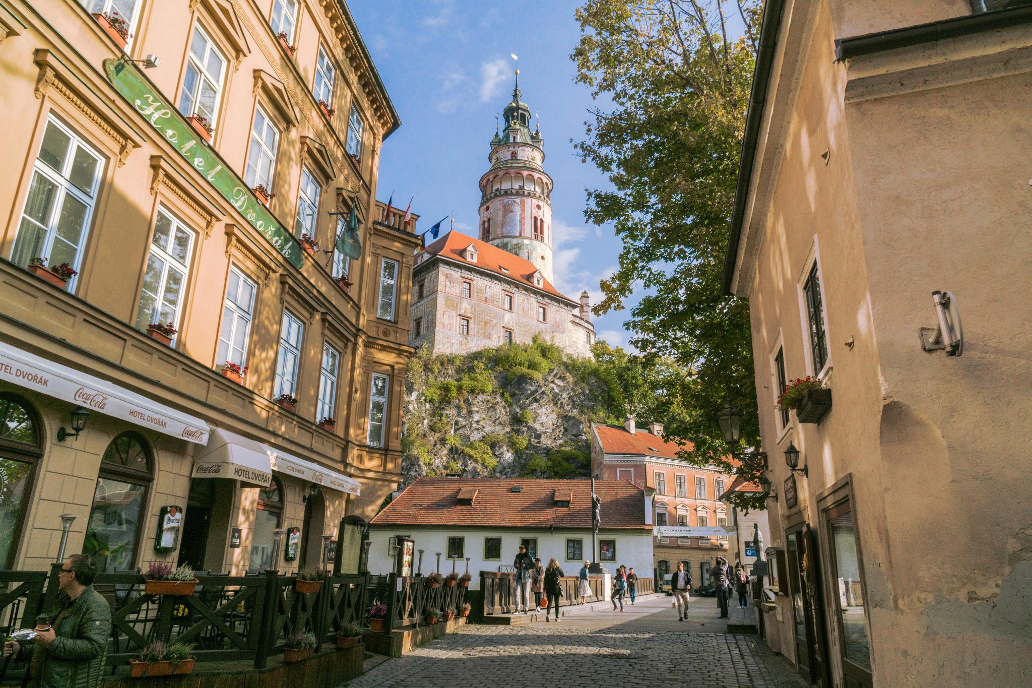 【捷克】Český Krumlov 庫倫諾夫 — 穿梭最美的中世紀童話小鎮 5