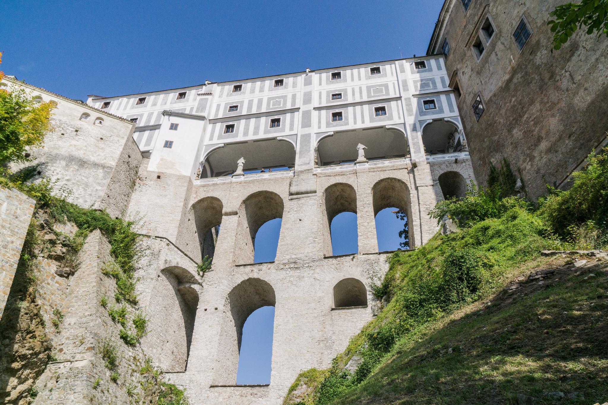 【捷克】穿越時空的波希米亞狂想曲 — Český Krumlov Castle 庫倫諾夫城堡 20