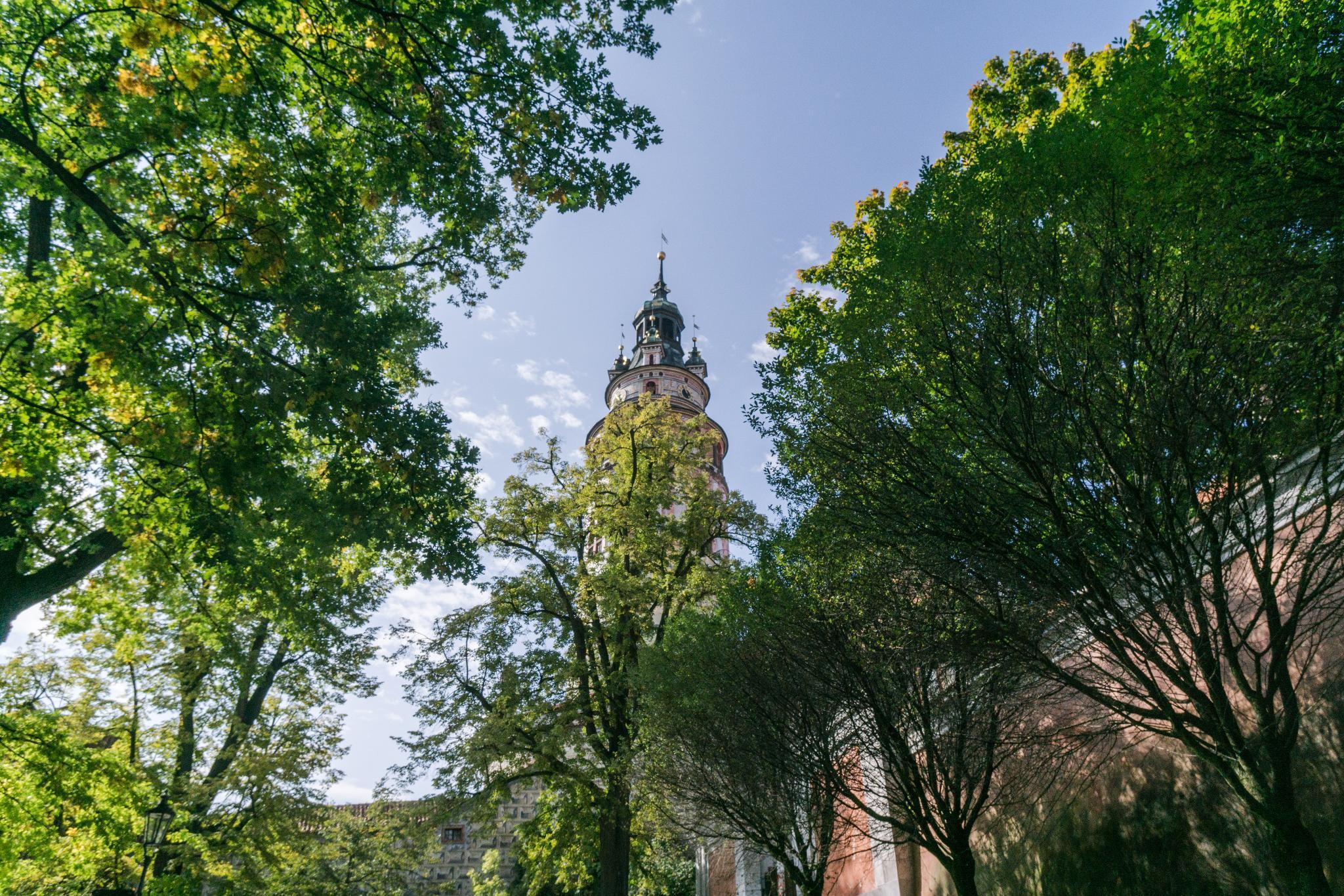 【捷克】穿越時空的波希米亞狂想曲 — Český Krumlov Castle 庫倫諾夫城堡 2