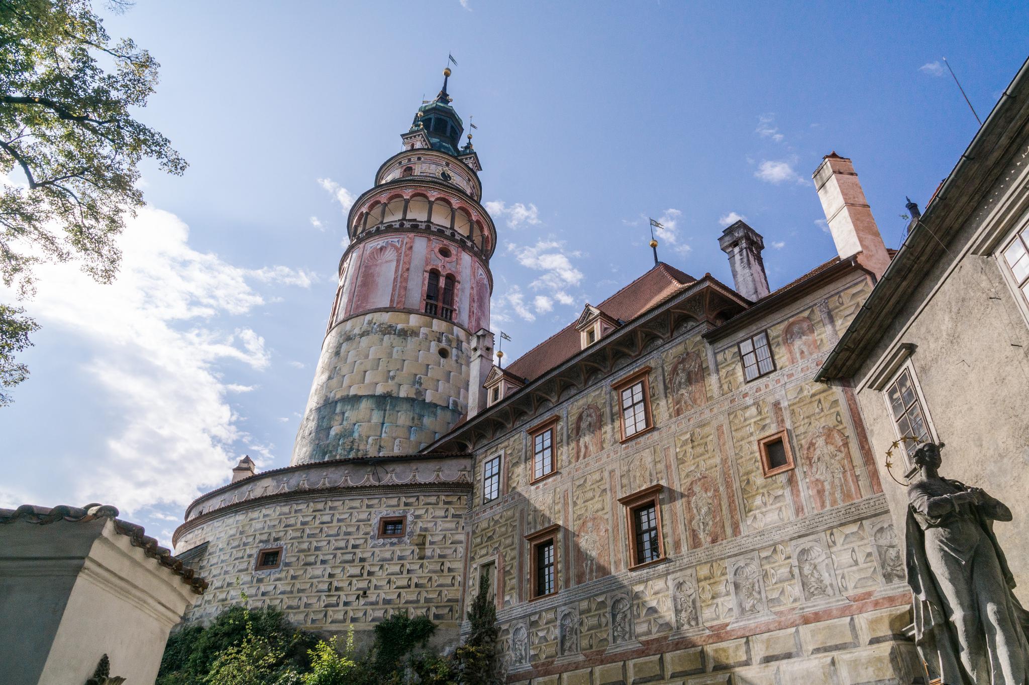 【捷克】Český Krumlov 庫倫諾夫 — 穿梭最美的中世紀童話小鎮 27