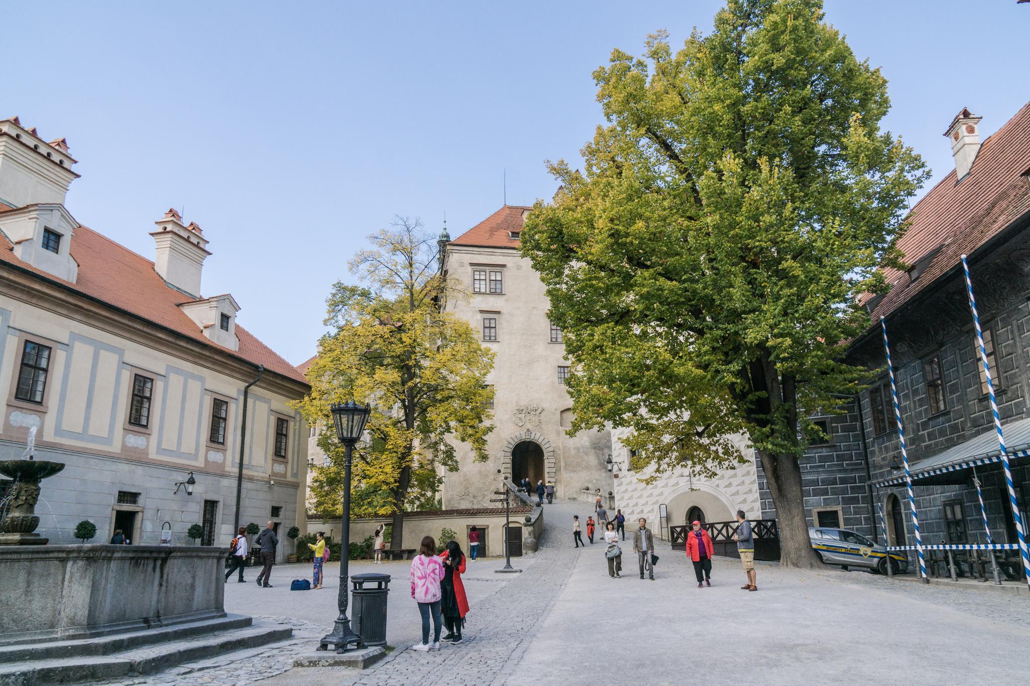 【捷克】穿越時空的波希米亞狂想曲 — Český Krumlov Castle 庫倫諾夫城堡 4