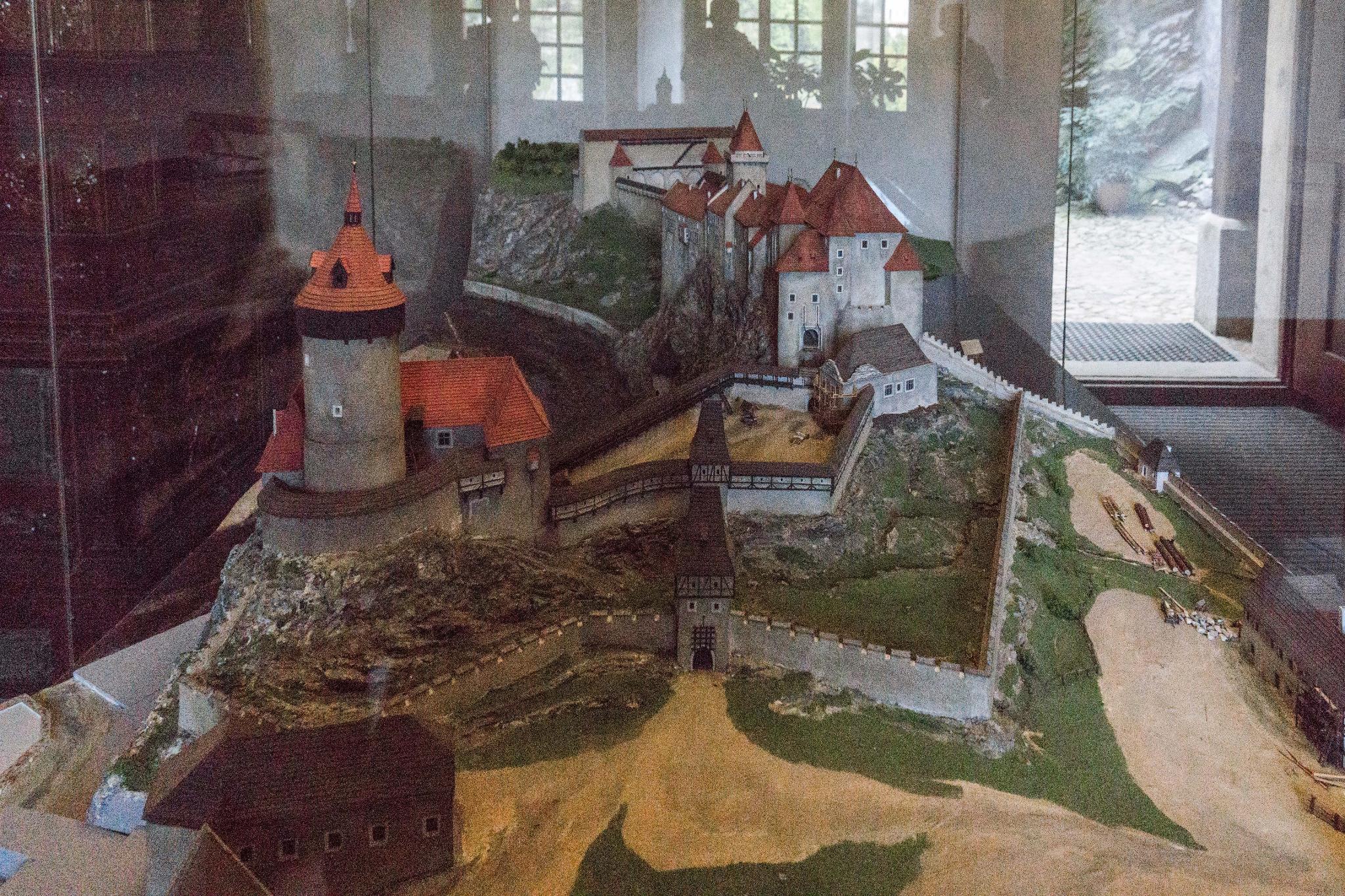 【捷克】穿越時空的波希米亞狂想曲 — Český Krumlov Castle 庫倫諾夫城堡 7