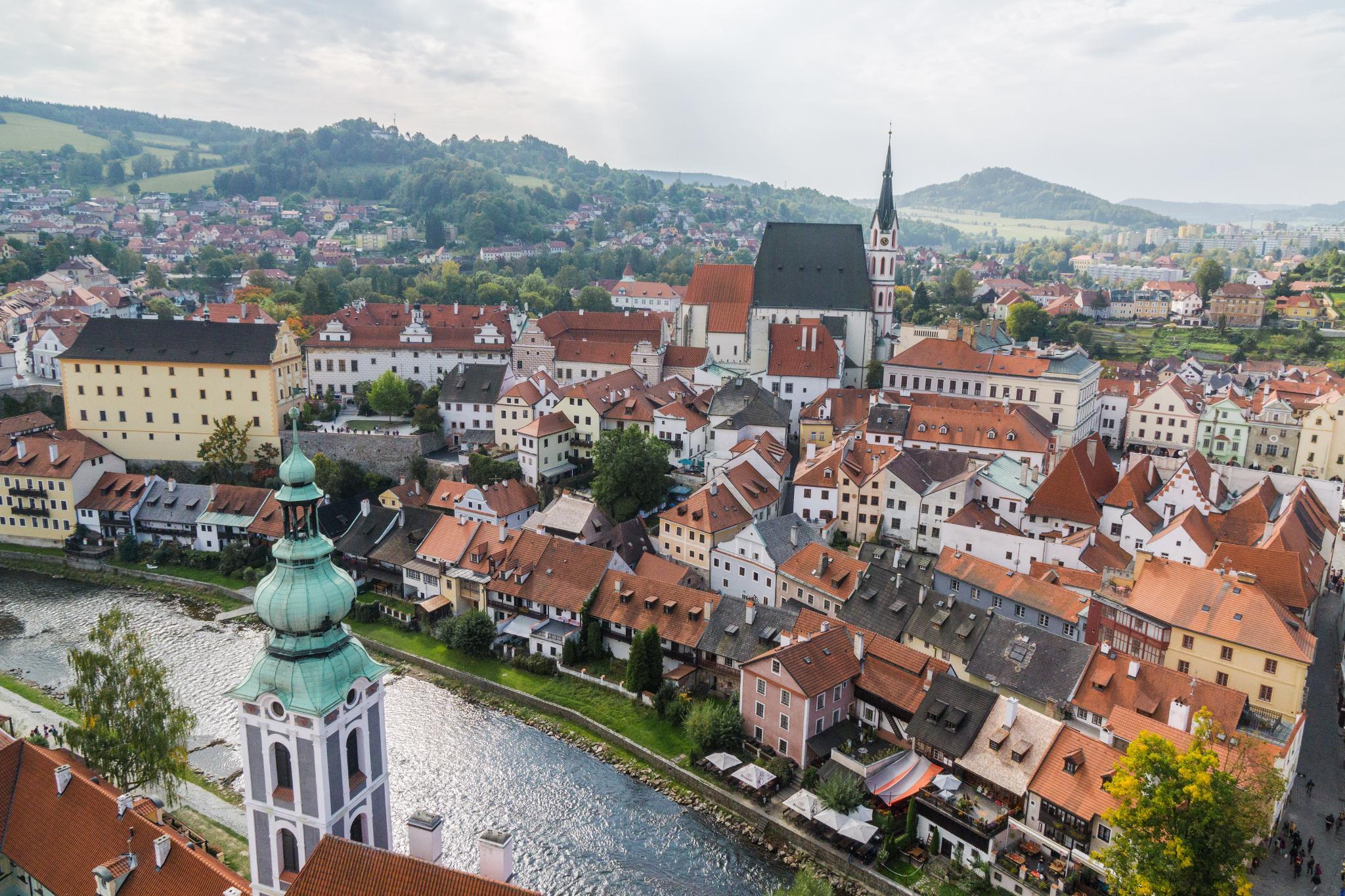 【捷克】穿越時空的波希米亞狂想曲 — Český Krumlov Castle 庫倫諾夫城堡 8