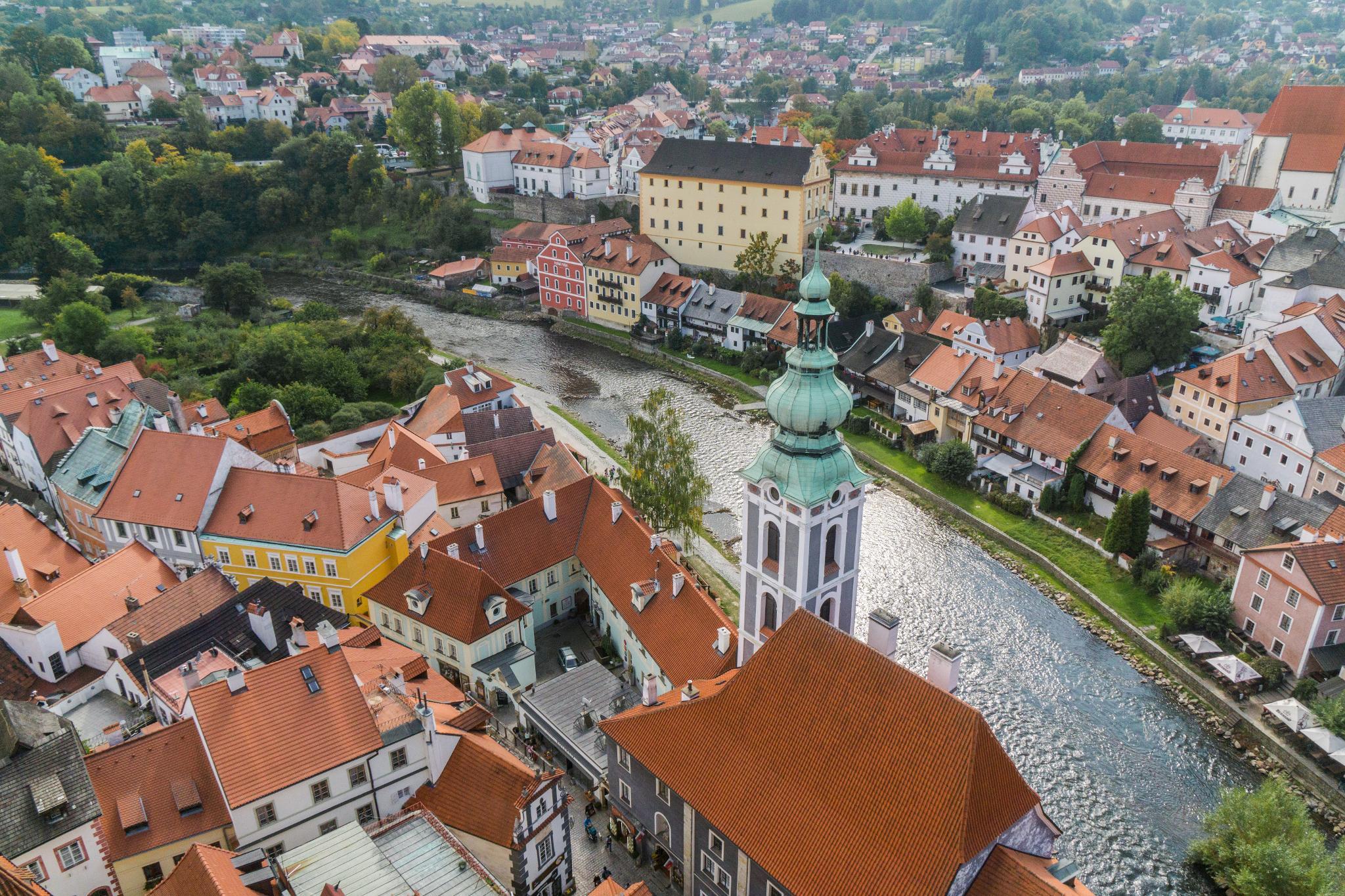 【捷克】穿越時空的波希米亞狂想曲 — Český Krumlov Castle 庫倫諾夫城堡 9
