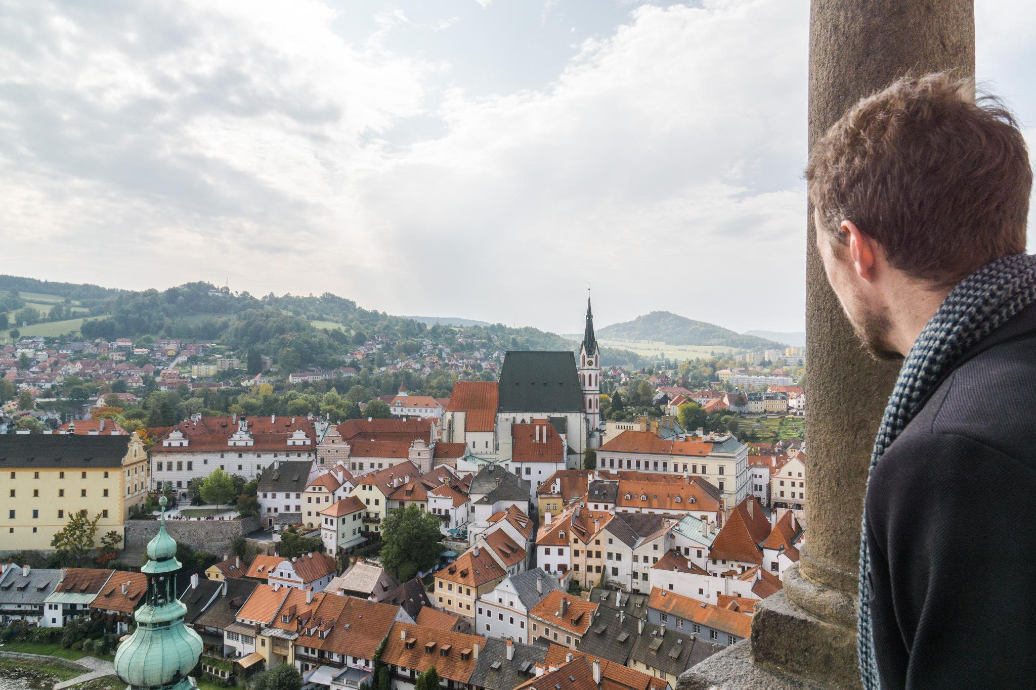 【捷克】穿越時空的波希米亞狂想曲 — Český Krumlov Castle 庫倫諾夫城堡 10