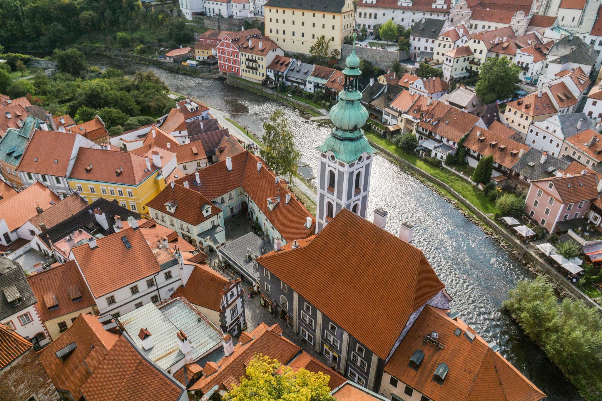 【捷克】Český Krumlov 庫倫諾夫 — 穿梭最美的中世紀童話小鎮 28