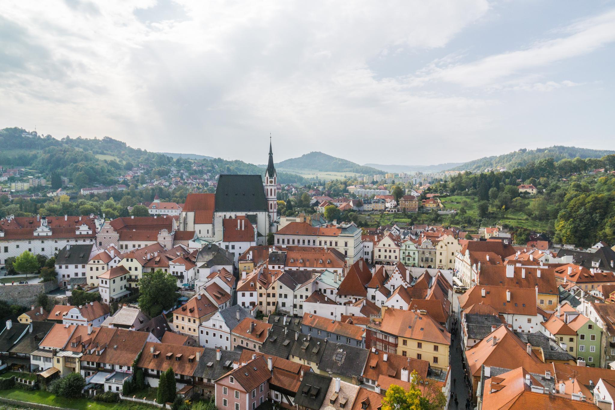 【捷克】穿越時空的波希米亞狂想曲 — Český Krumlov Castle 庫倫諾夫城堡 11