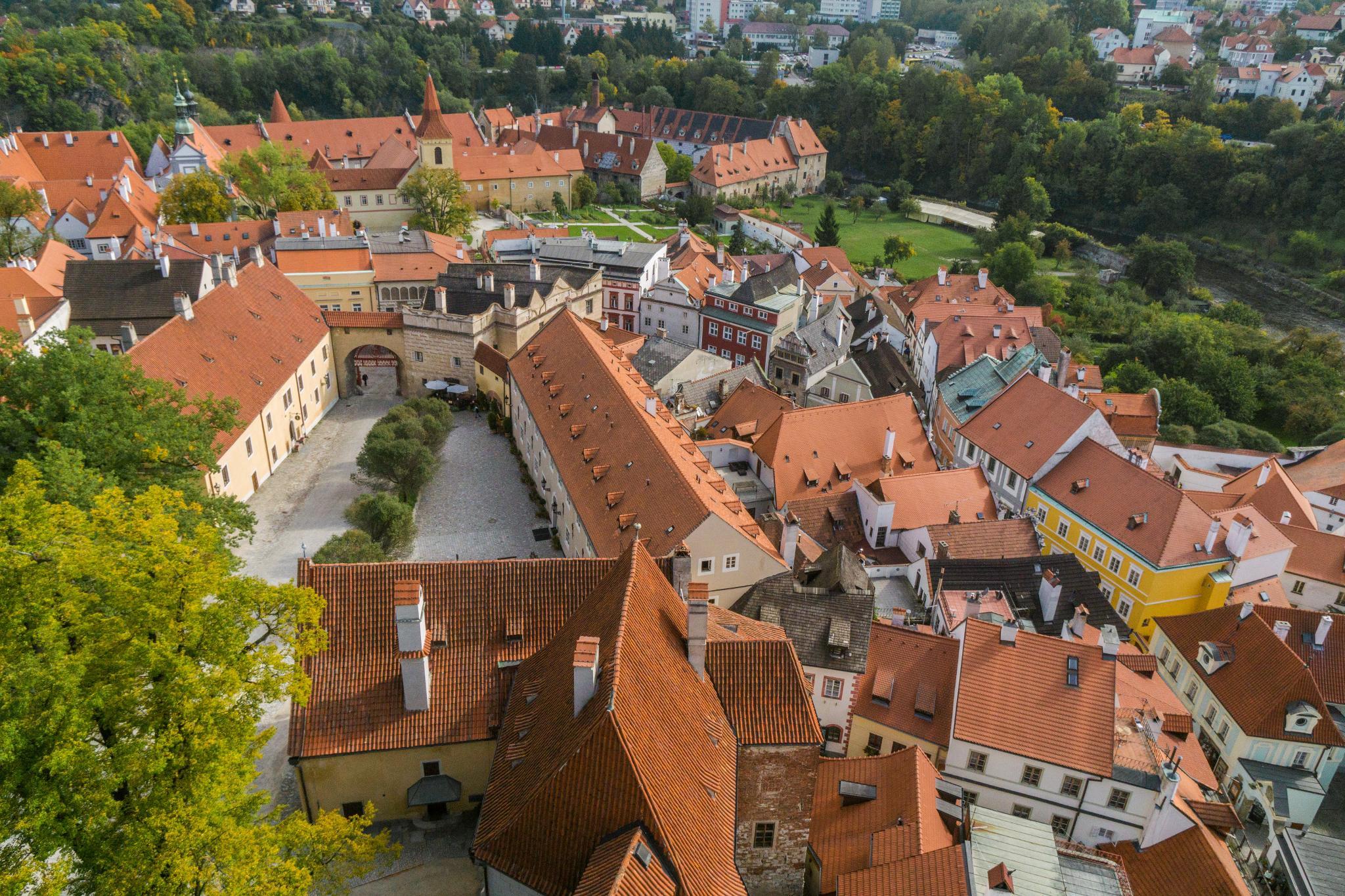 【捷克】穿越時空的波希米亞狂想曲 — Český Krumlov Castle 庫倫諾夫城堡 12