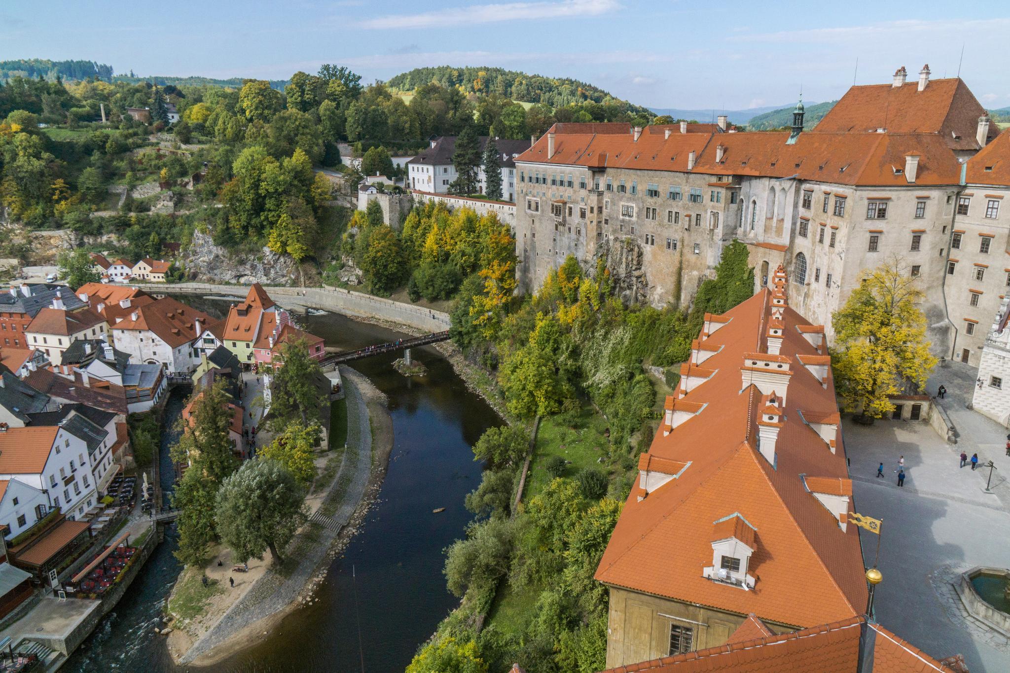 【捷克】Český Krumlov 庫倫諾夫 — 穿梭最美的中世紀童話小鎮 29
