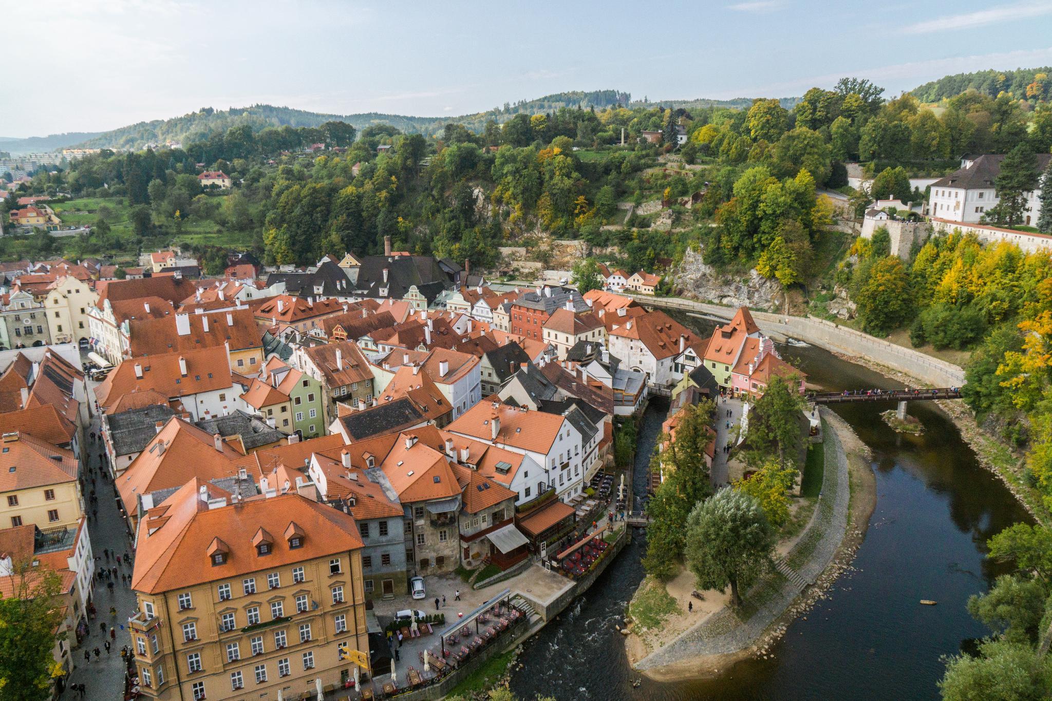 【捷克】穿越時空的波希米亞狂想曲 — Český Krumlov Castle 庫倫諾夫城堡 14