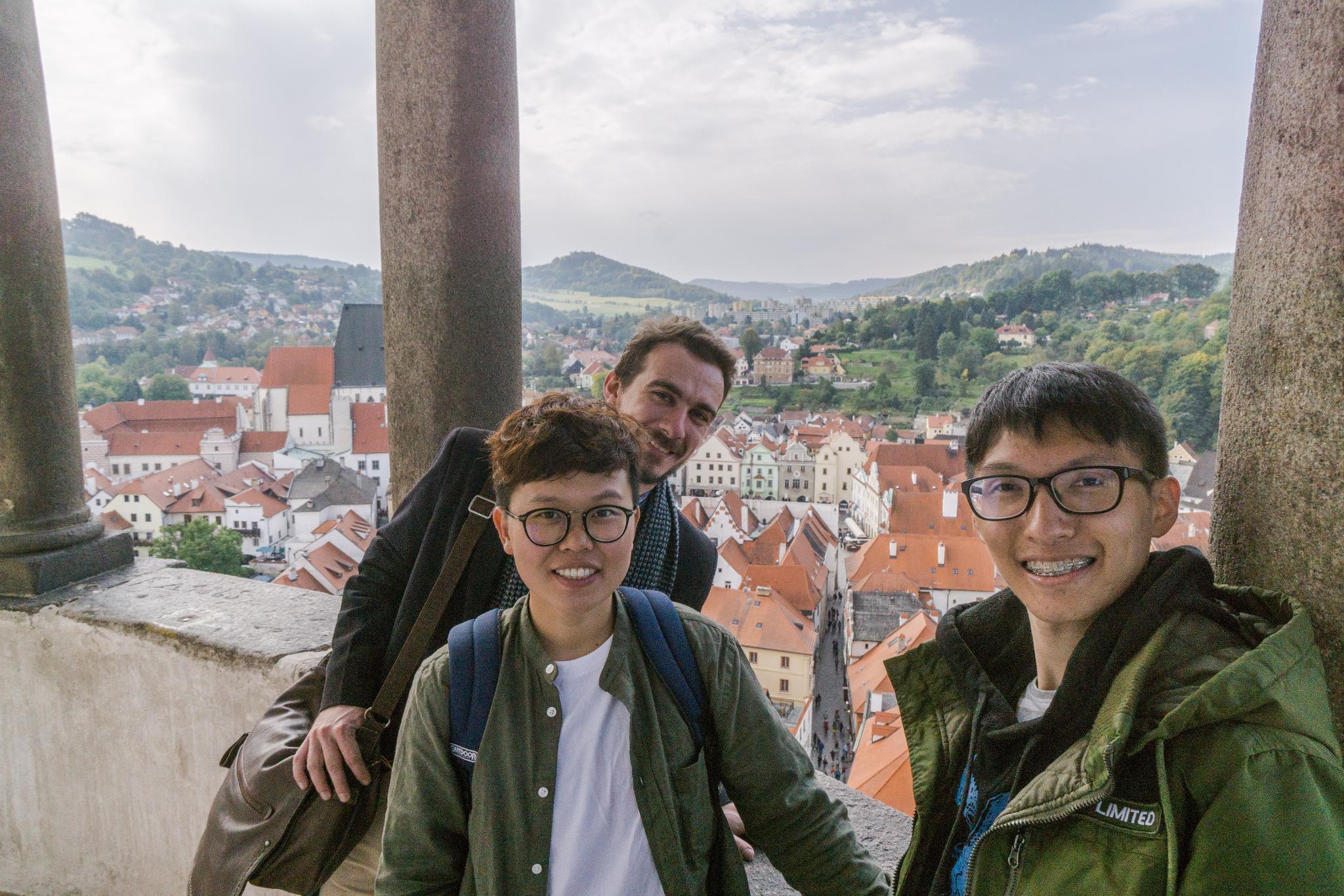 【捷克】穿越時空的波希米亞狂想曲 — Český Krumlov Castle 庫倫諾夫城堡 16