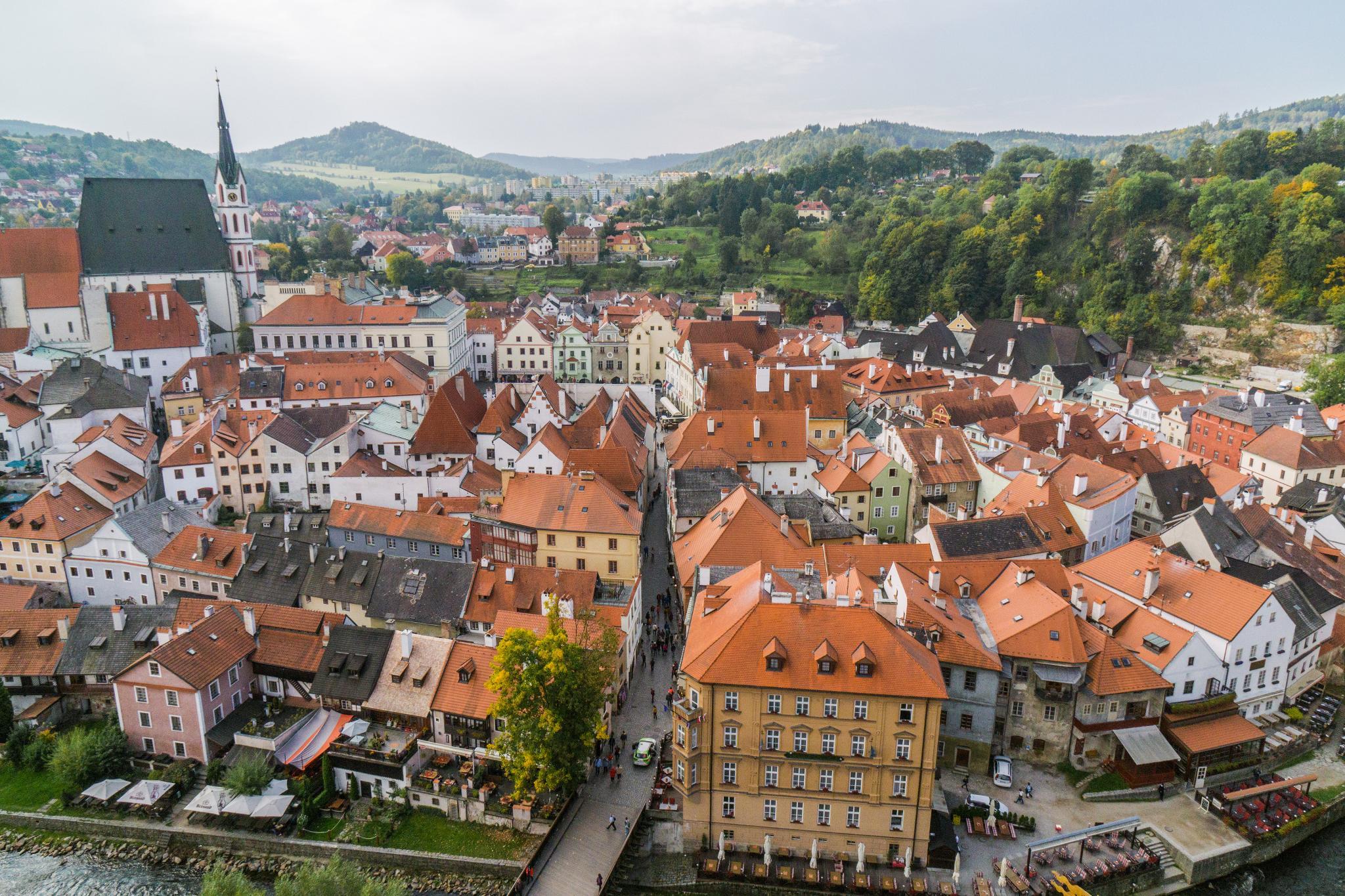 【捷克】穿越時空的波希米亞狂想曲 — Český Krumlov Castle 庫倫諾夫城堡 15