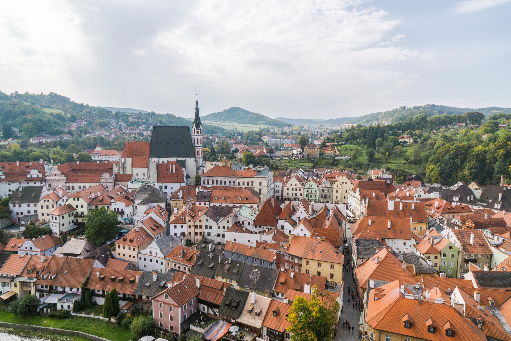 【捷克】Český Krumlov 庫倫諾夫 — 穿梭最美的中世紀童話小鎮 30