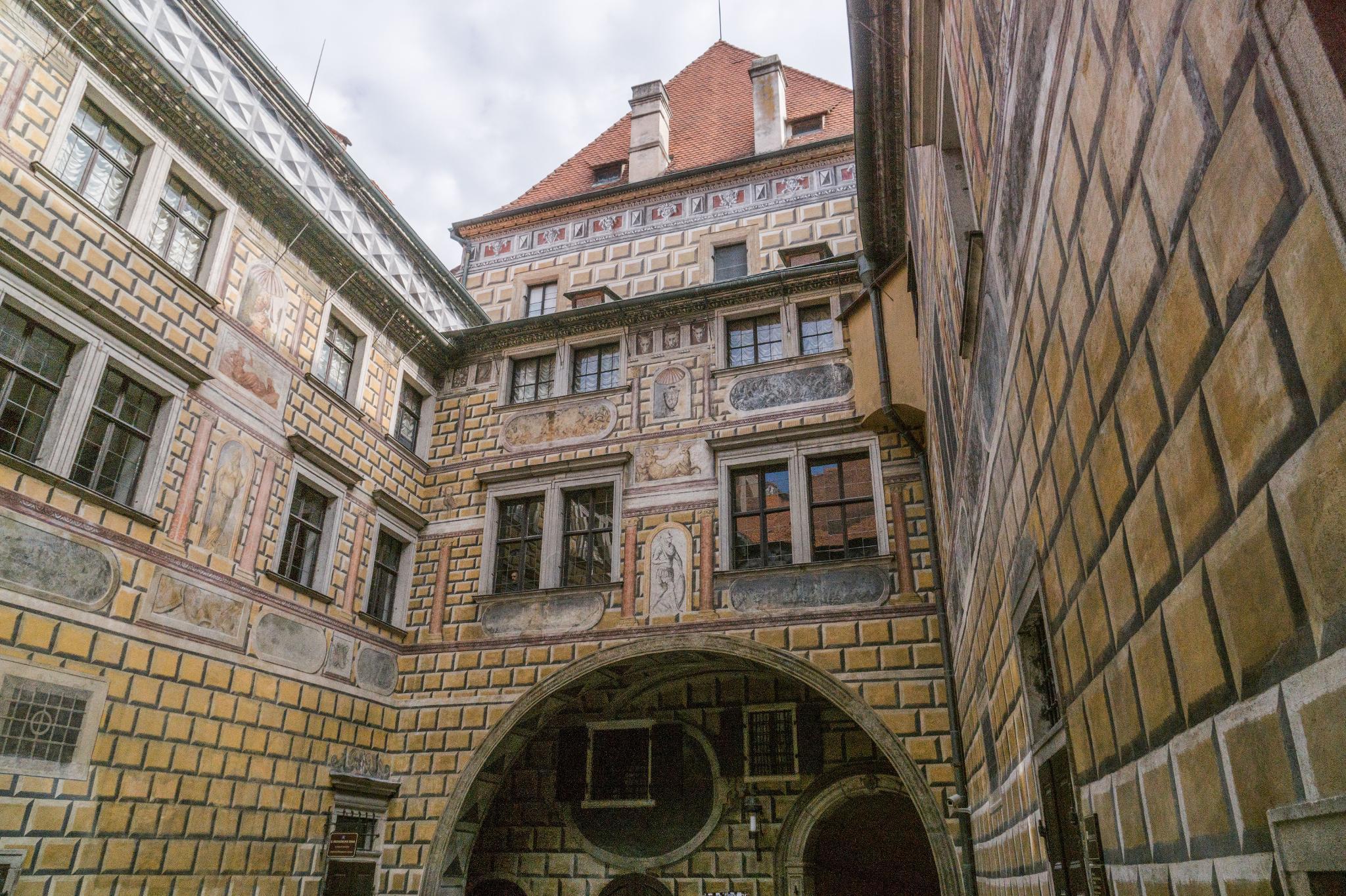 【捷克】穿越時空的波希米亞狂想曲 — Český Krumlov Castle 庫倫諾夫城堡 17