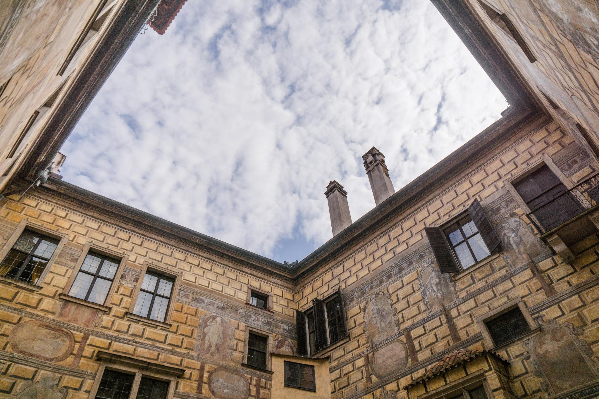 【捷克】穿越時空的波希米亞狂想曲 — Český Krumlov Castle 庫倫諾夫城堡 18