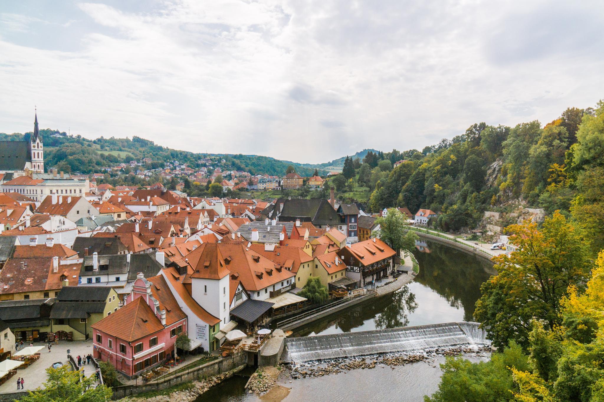 【捷克】穿越時空的波希米亞狂想曲 — Český Krumlov Castle 庫倫諾夫城堡 23