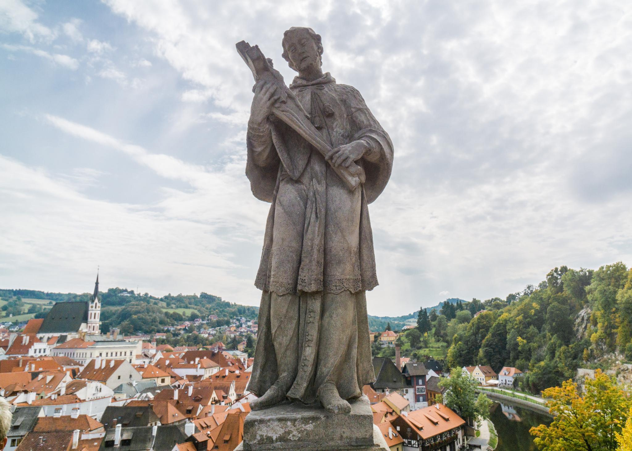 【捷克】穿越時空的波希米亞狂想曲 — Český Krumlov Castle 庫倫諾夫城堡 24