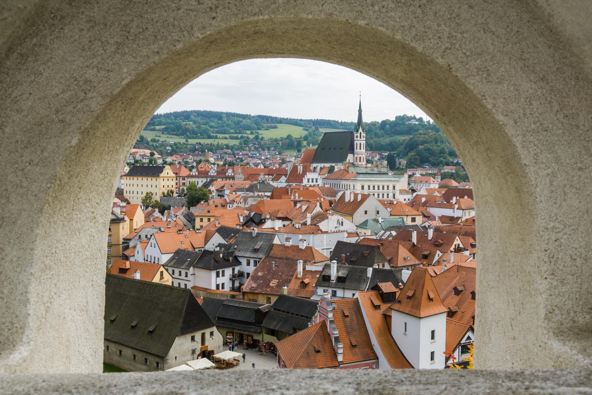 【捷克】穿越時空的波希米亞狂想曲 — Český Krumlov Castle 庫倫諾夫城堡 28