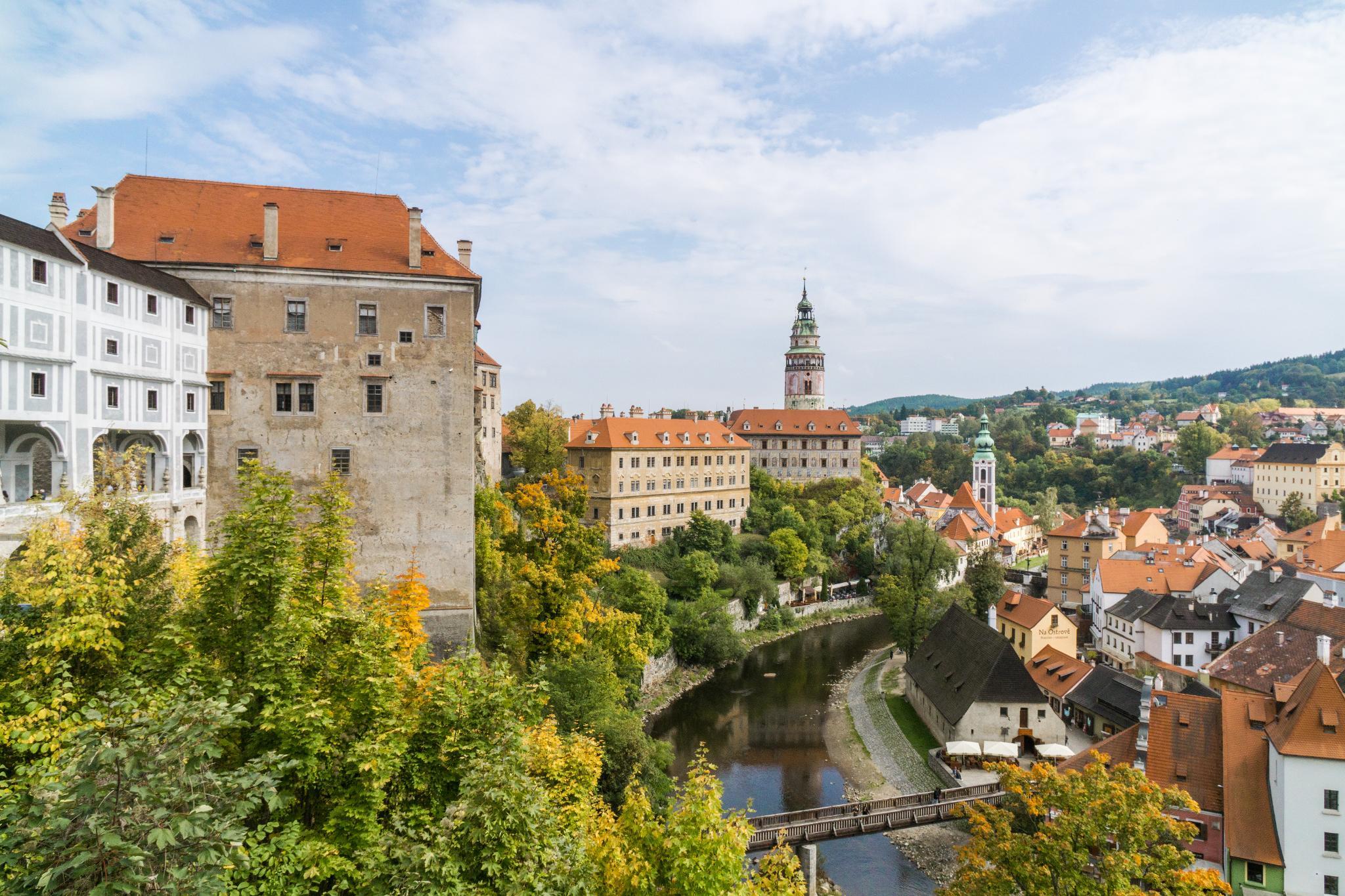 【捷克】穿越時空的波希米亞狂想曲 — Český Krumlov Castle 庫倫諾夫城堡 1