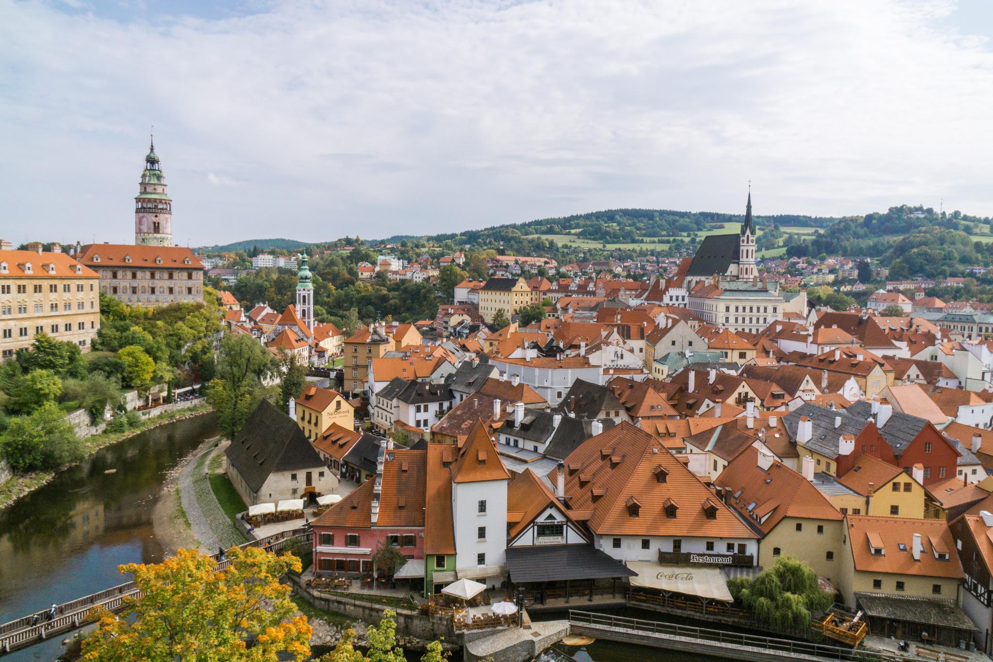 【捷克】穿越時空的波希米亞狂想曲 — Český Krumlov Castle 庫倫諾夫城堡 27