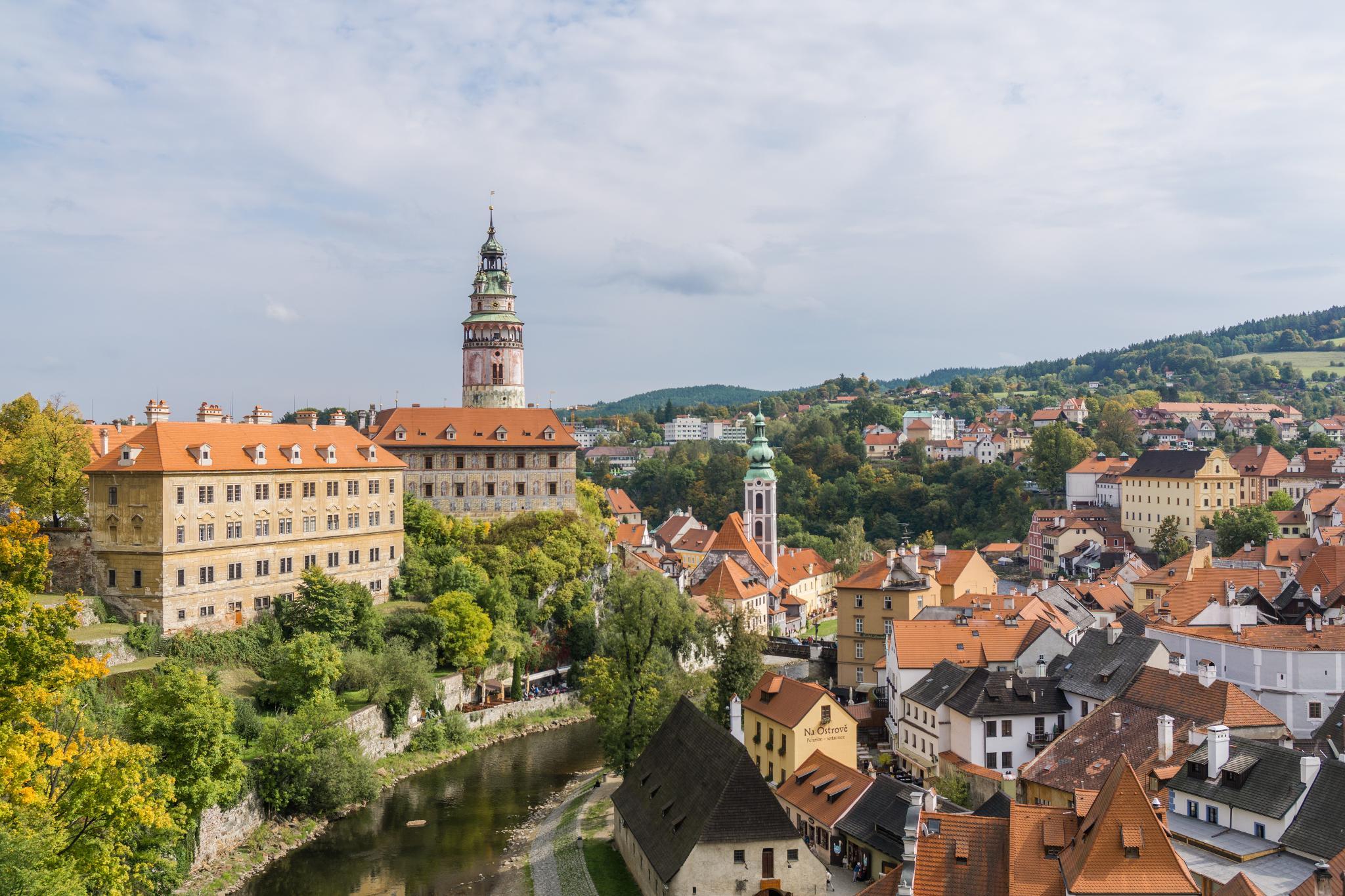 【捷克】Český Krumlov 庫倫諾夫 — 穿梭最美的中世紀童話小鎮 31