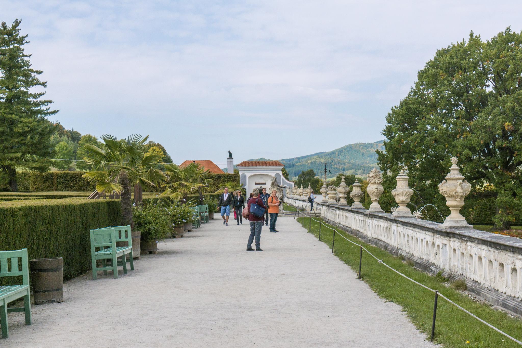 【捷克】穿越時空的波希米亞狂想曲 — Český Krumlov Castle 庫倫諾夫城堡 32