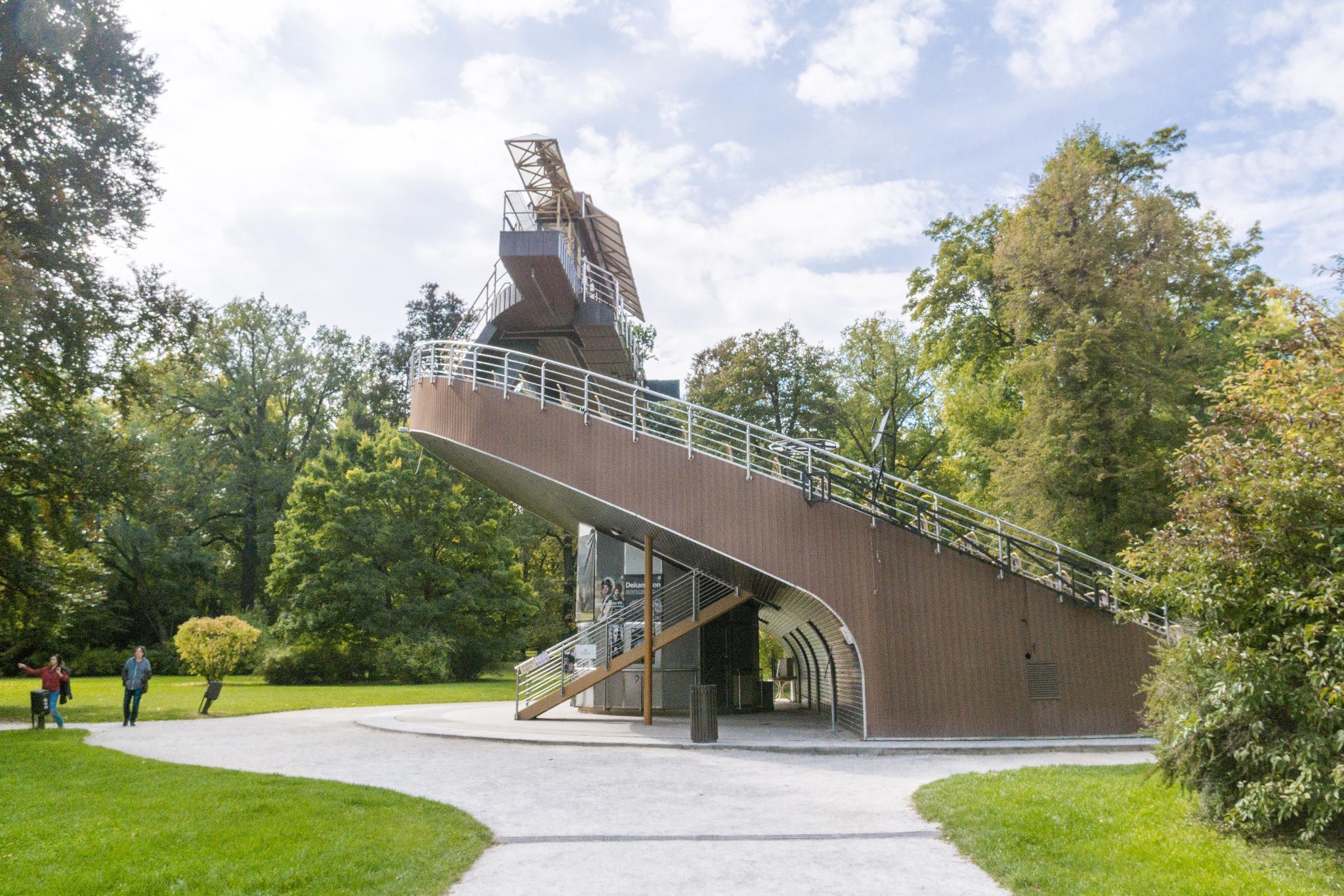 【捷克】穿越時空的波希米亞狂想曲 — Český Krumlov Castle 庫倫諾夫城堡 33