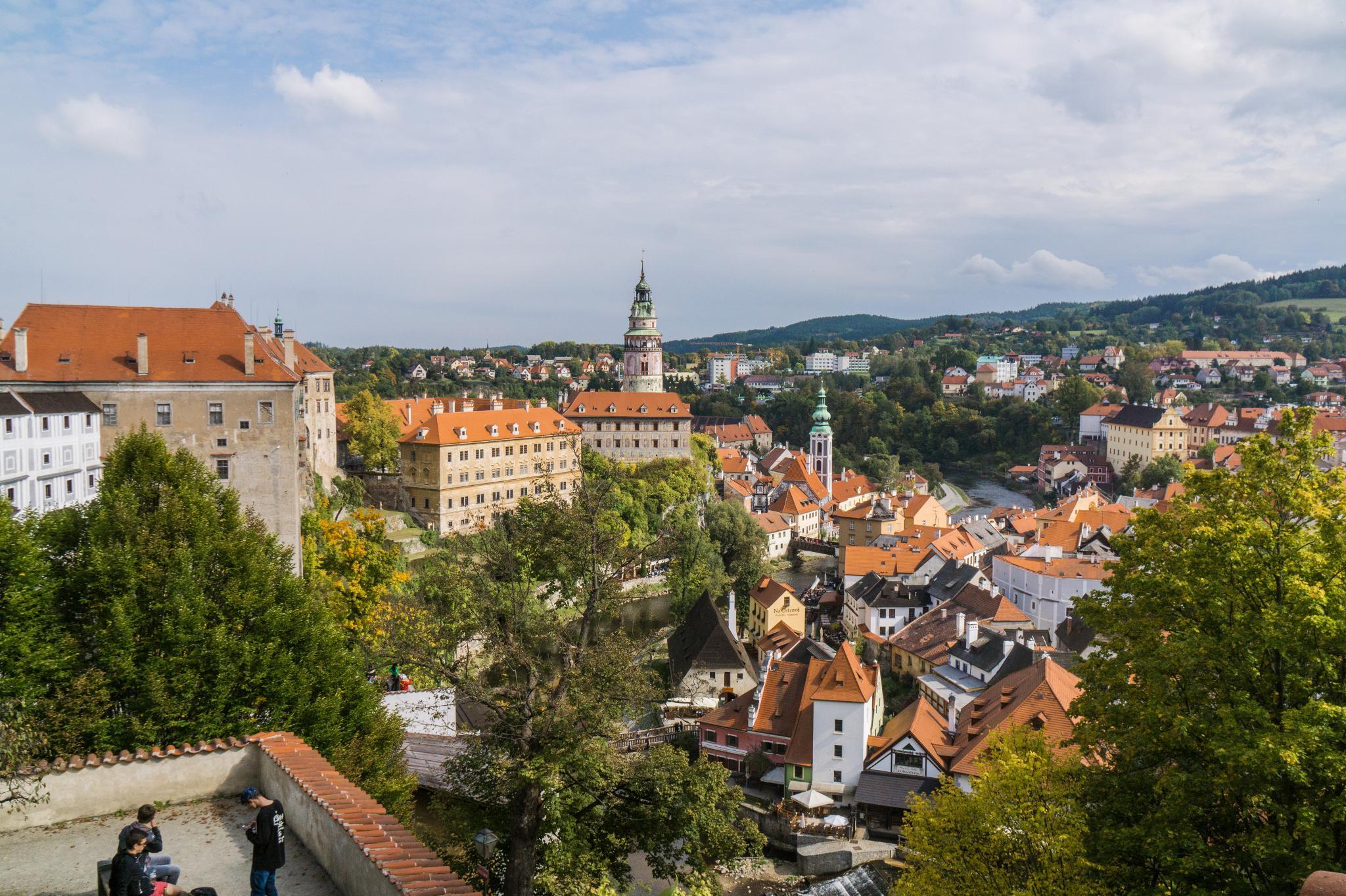 【捷克】穿越時空的波希米亞狂想曲 — Český Krumlov Castle 庫倫諾夫城堡 25