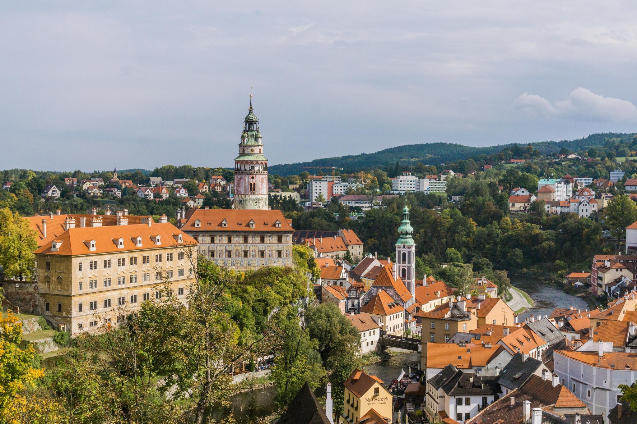 【捷克】穿越時空的波希米亞狂想曲 — Český Krumlov Castle 庫倫諾夫城堡 26