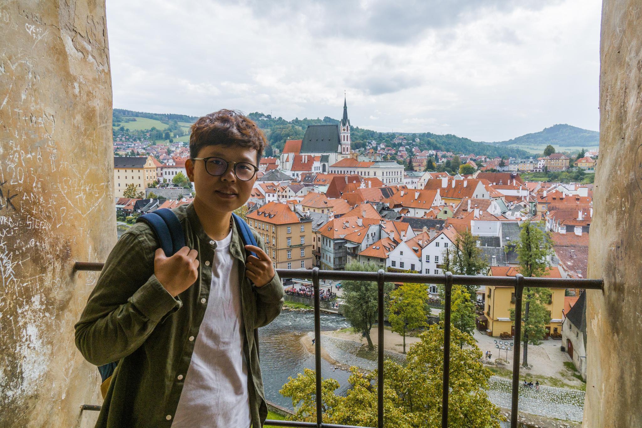 【捷克】穿越時空的波希米亞狂想曲 — Český Krumlov Castle 庫倫諾夫城堡 31