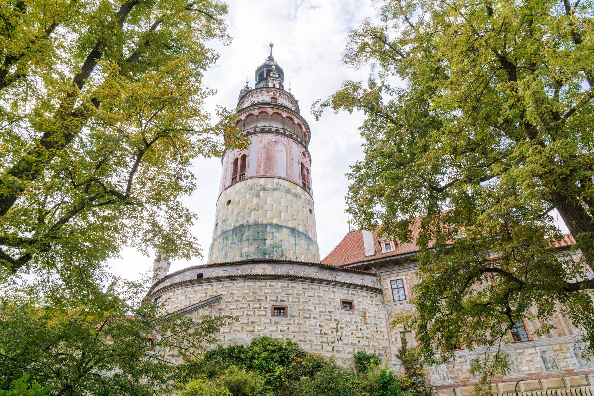 【捷克】穿越時空的波希米亞狂想曲 — Český Krumlov Castle 庫倫諾夫城堡 6