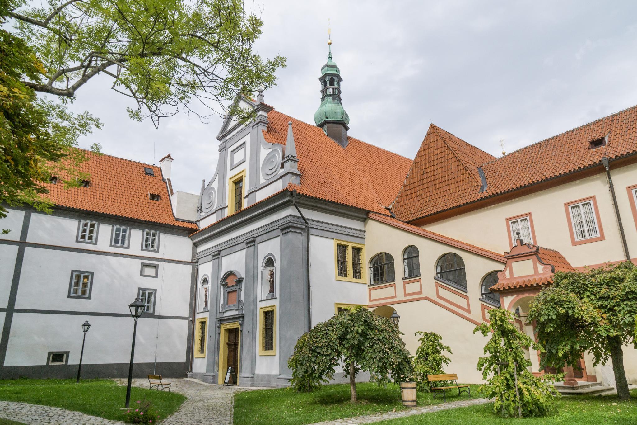 【捷克】穿越時空的波希米亞狂想曲 — Český Krumlov Castle 庫倫諾夫城堡 36