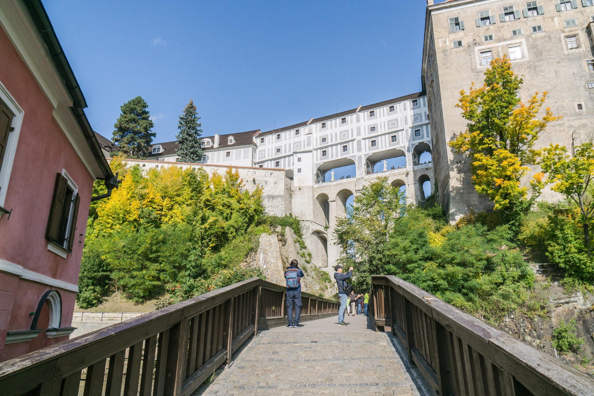 【捷克】穿越時空的波希米亞狂想曲 — Český Krumlov Castle 庫倫諾夫城堡 21