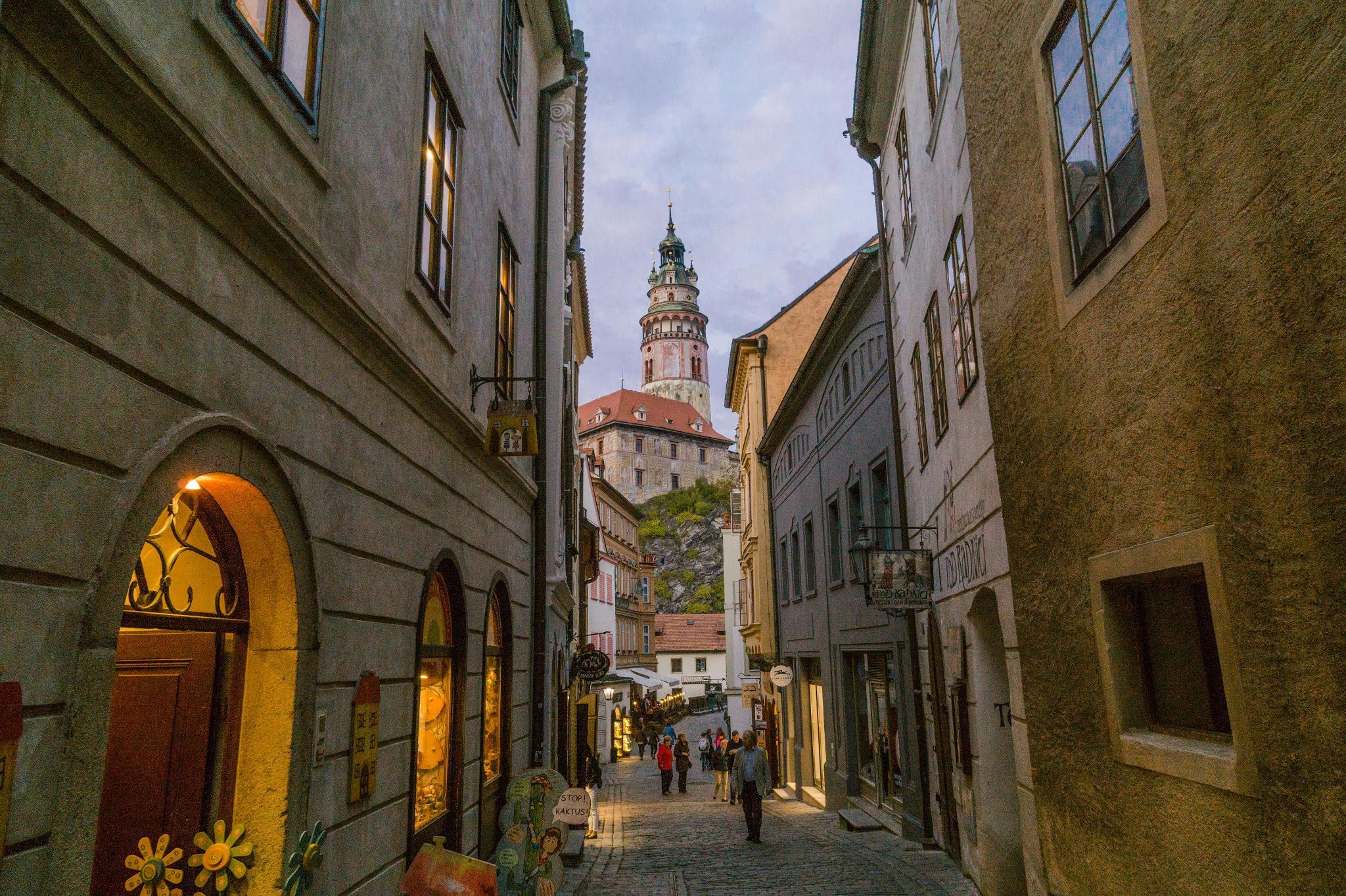 【捷克】行家推薦:Český Krumlov 庫倫洛夫攝影點總整理 & 私房夜景大公開! 36