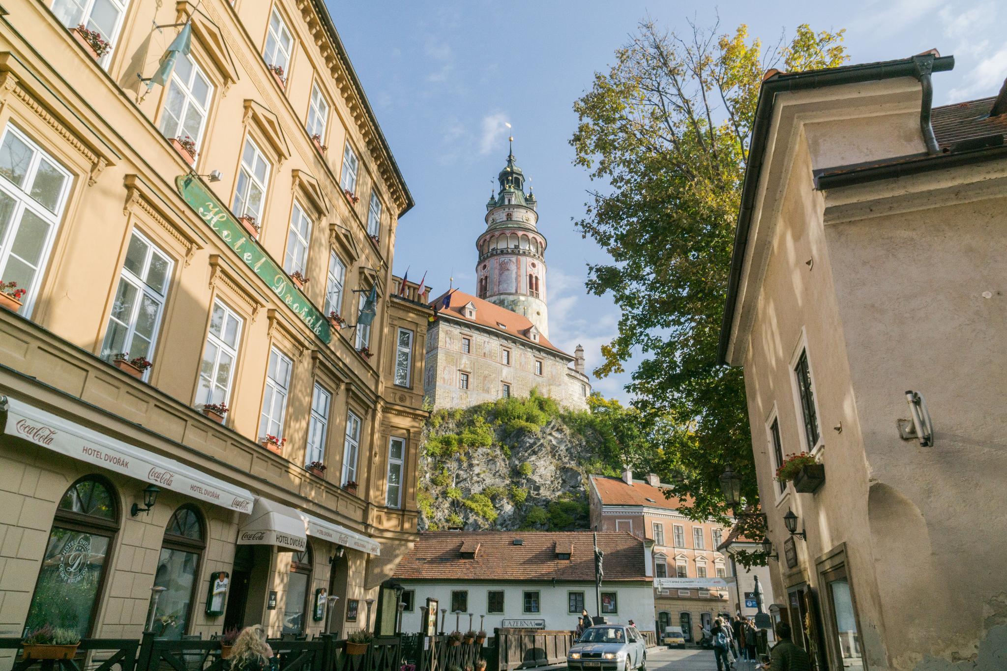 【捷克】行家推薦:Český Krumlov 庫倫洛夫攝影點總整理 & 私房夜景大公開!