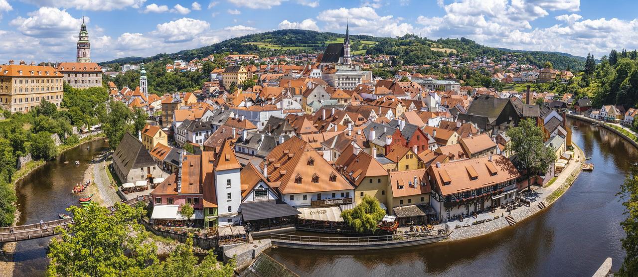 【捷克】Český Krumlov 庫倫諾夫 — 穿梭最美的中世紀童話小鎮 2