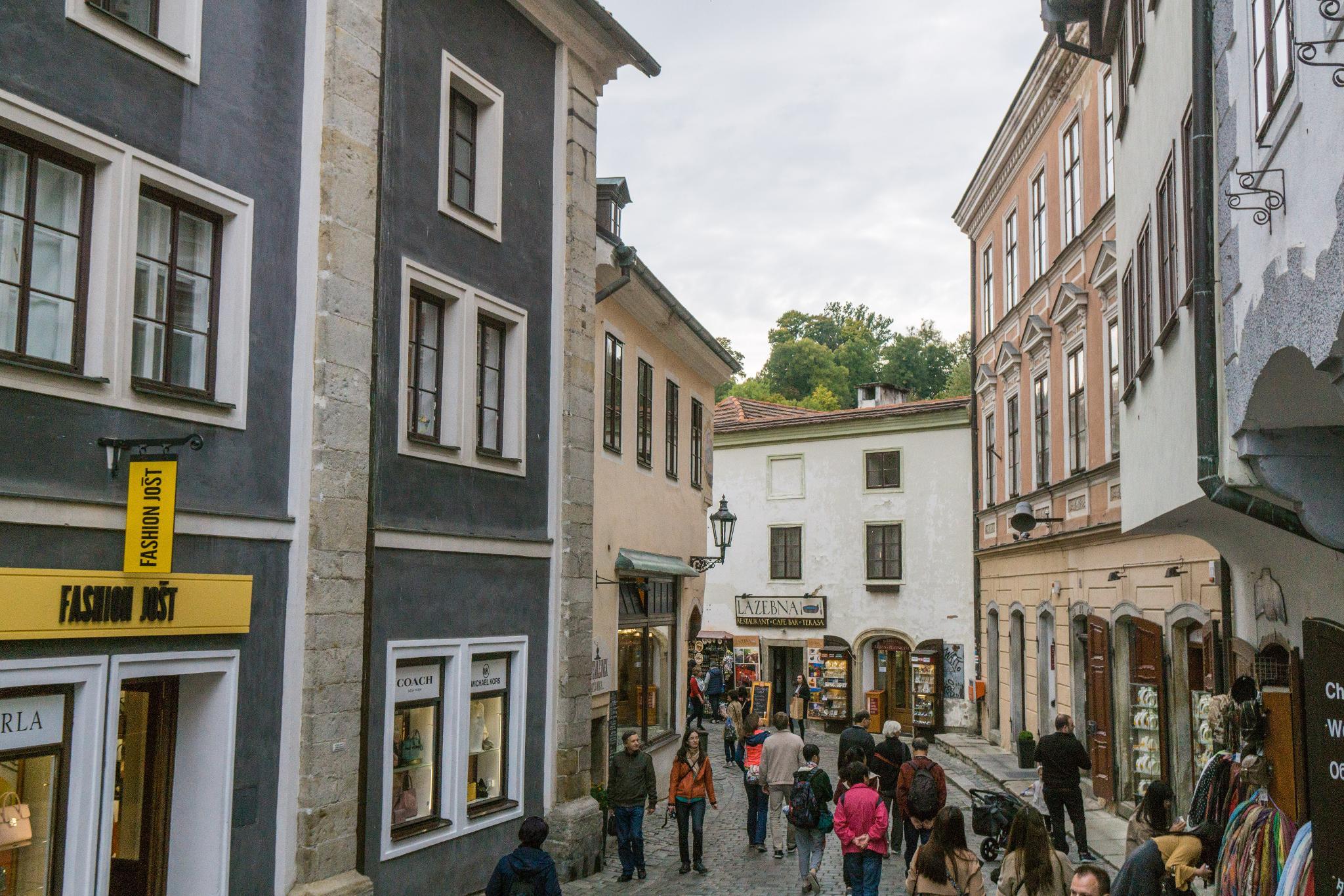 【捷克】Český Krumlov 庫倫諾夫 — 穿梭最美的中世紀童話小鎮 16
