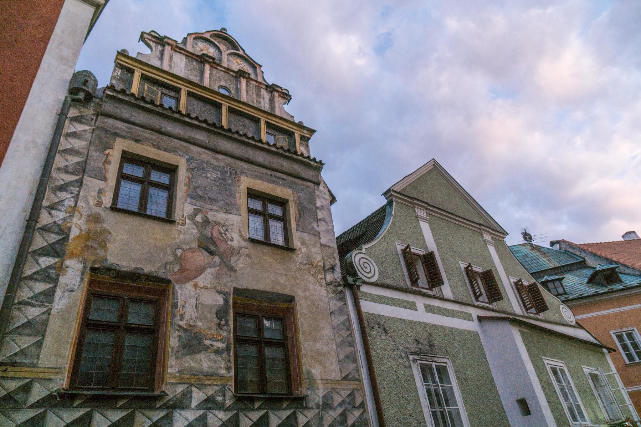 【捷克】Český Krumlov 庫倫諾夫 — 穿梭最美的中世紀童話小鎮 13