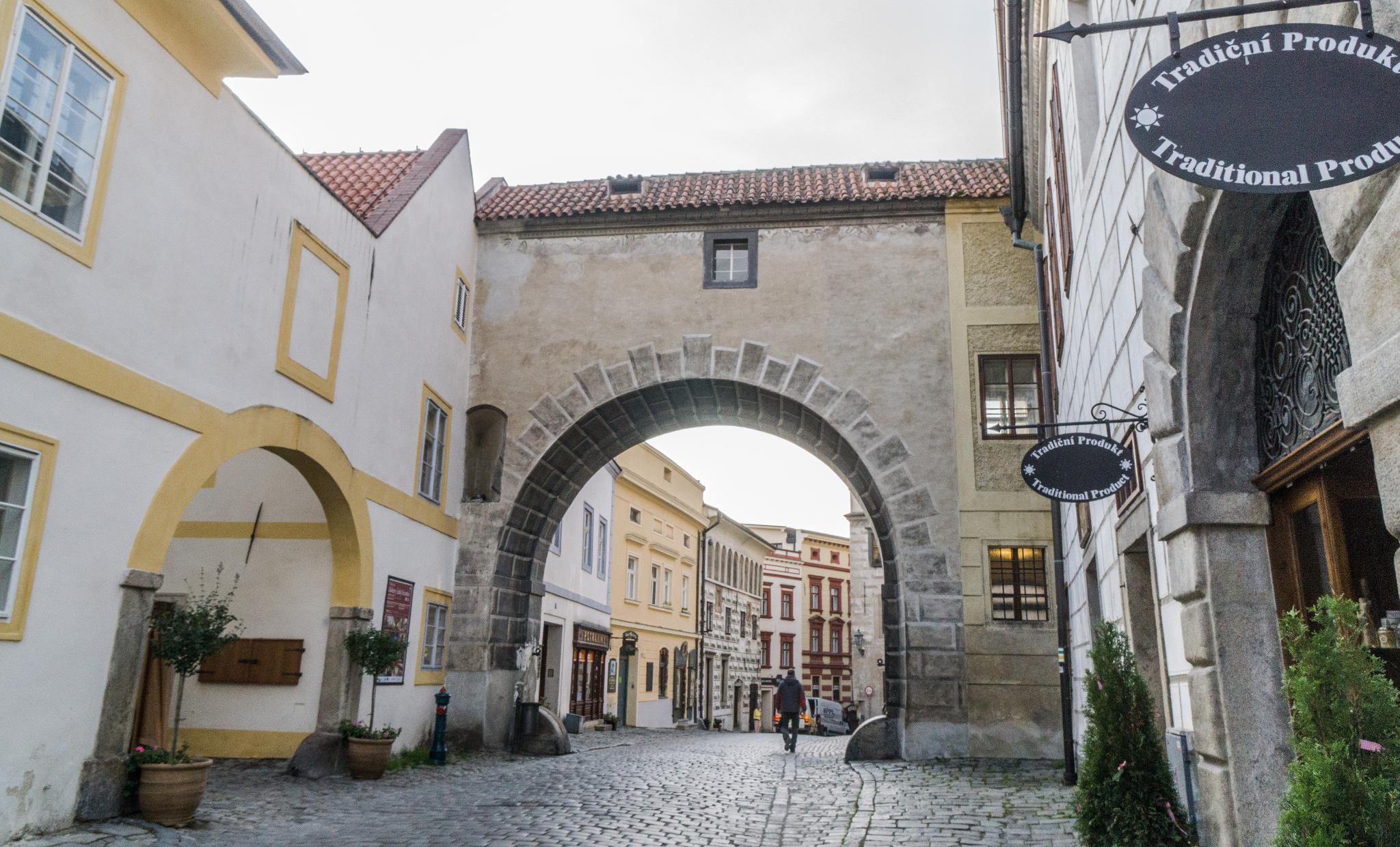 【捷克】Český Krumlov 庫倫諾夫 — 穿梭最美的中世紀童話小鎮 11
