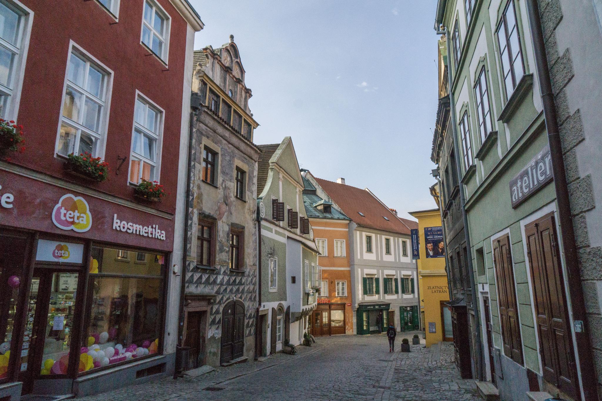 【捷克】Český Krumlov 庫倫諾夫 — 穿梭最美的中世紀童話小鎮 14