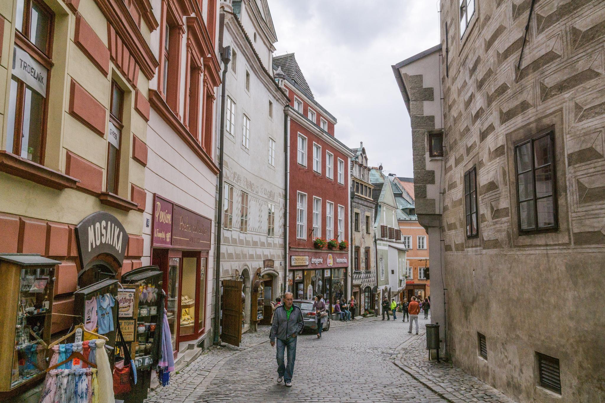 【捷克】Český Krumlov 庫倫諾夫 — 穿梭最美的中世紀童話小鎮 8