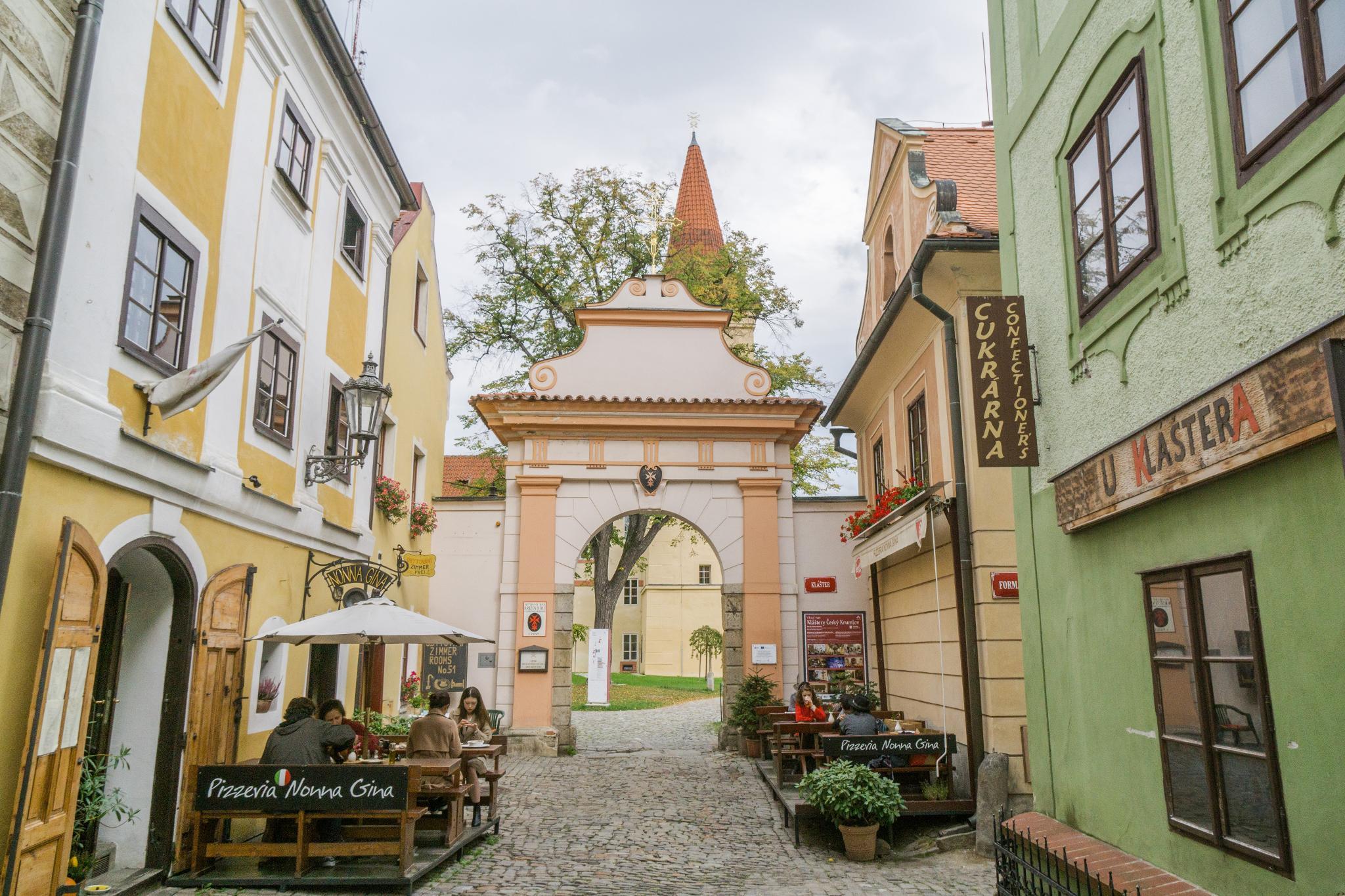 【捷克】Český Krumlov 庫倫諾夫 — 穿梭最美的中世紀童話小鎮 6