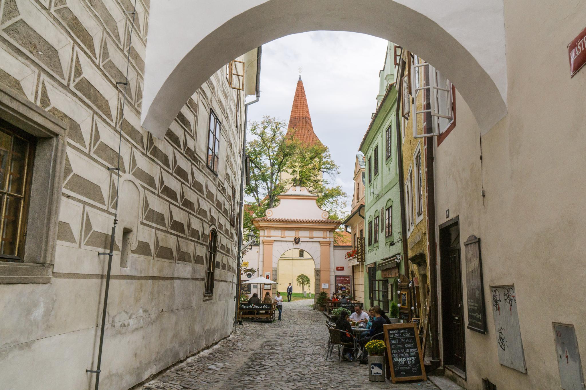 【捷克】Český Krumlov 庫倫諾夫 — 穿梭最美的中世紀童話小鎮 12