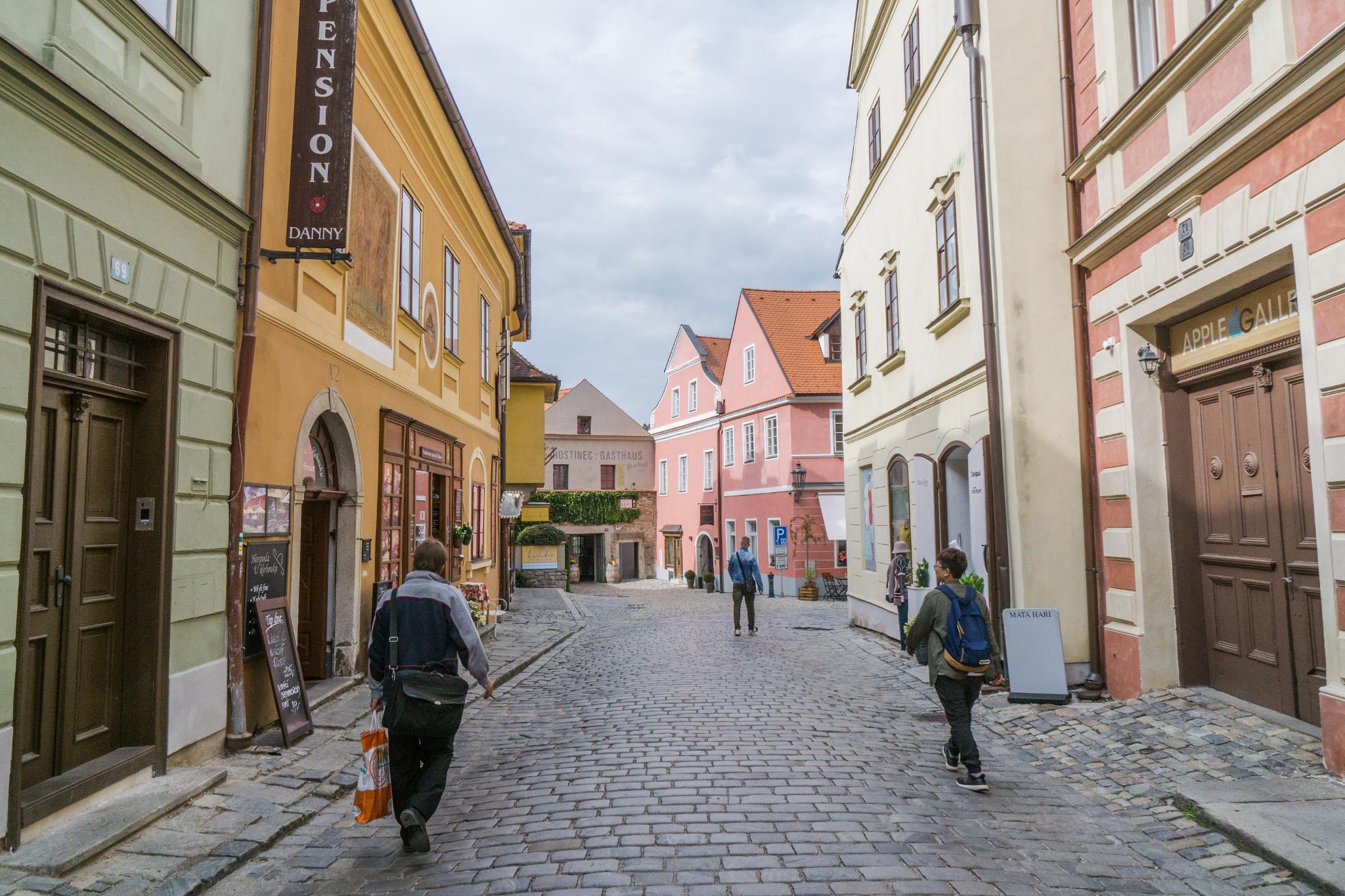 【捷克】Český Krumlov 庫倫諾夫 — 穿梭最美的中世紀童話小鎮 7